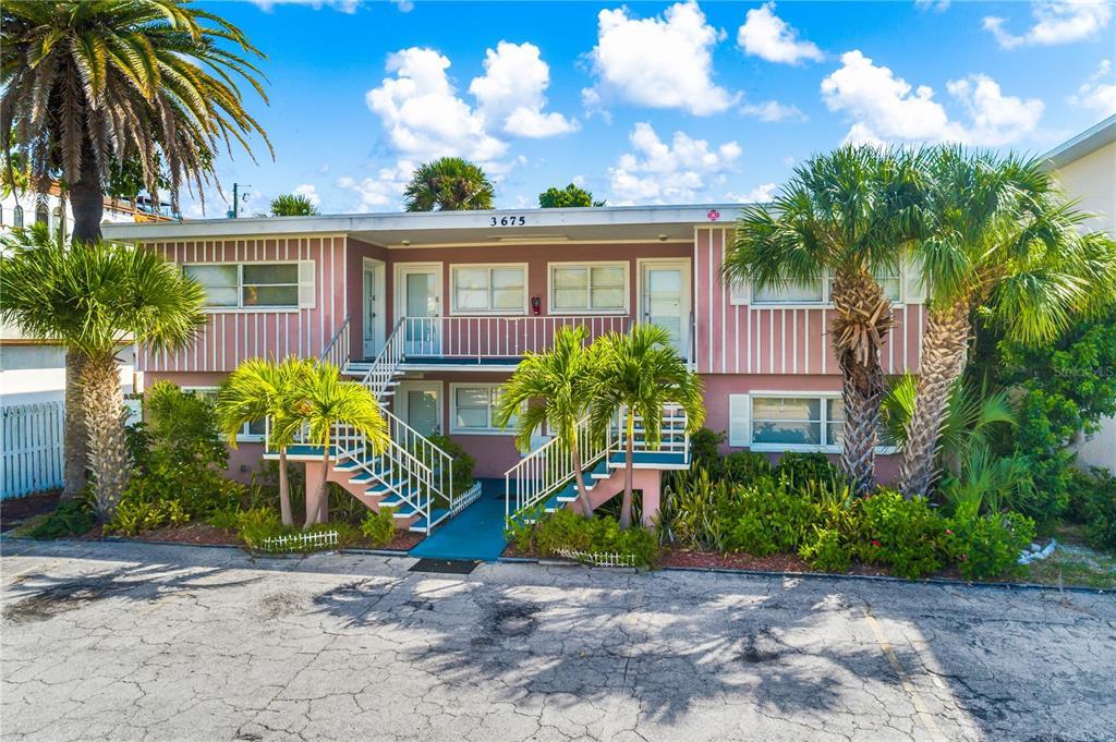 3675 Gulf Boulevard Property Photo 1