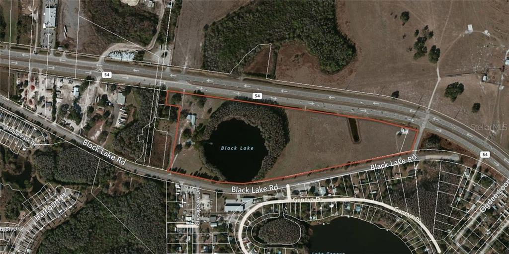 14325 Black Lake Road Property Photo