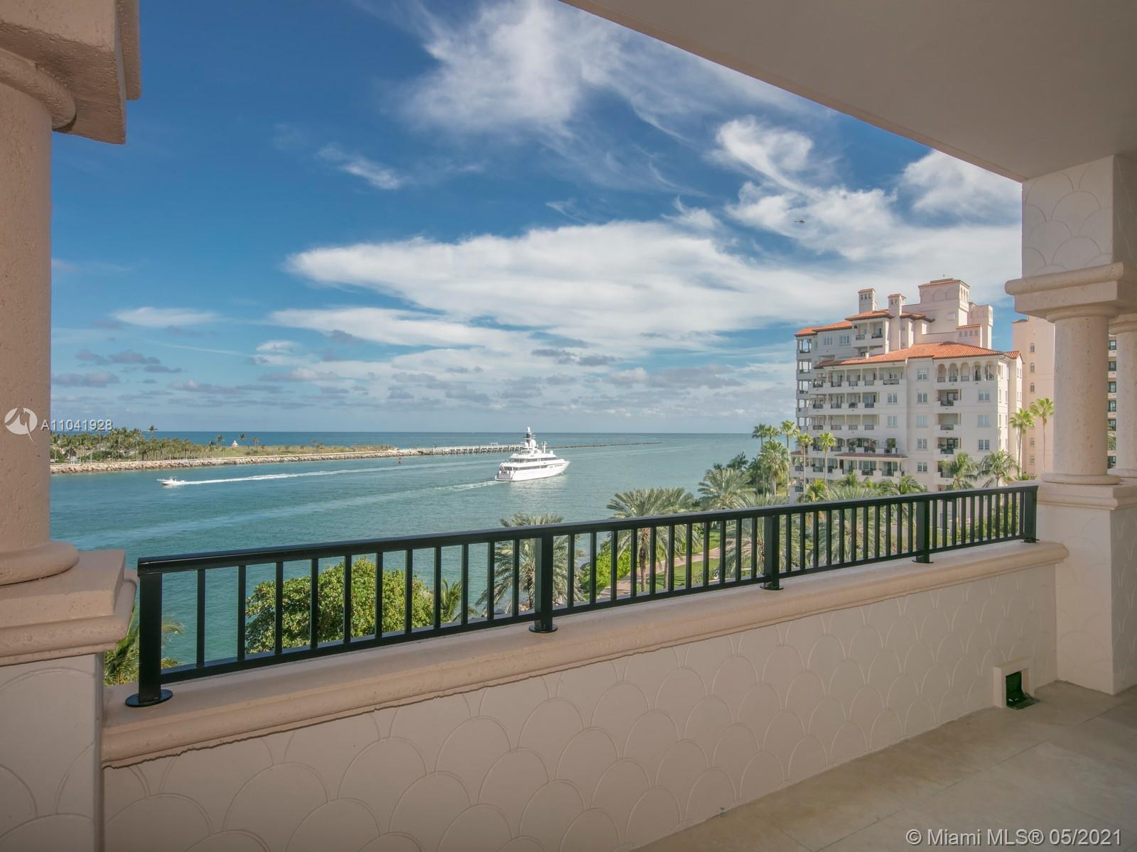 7141 Fisher Island Dr 7141 Property Photo