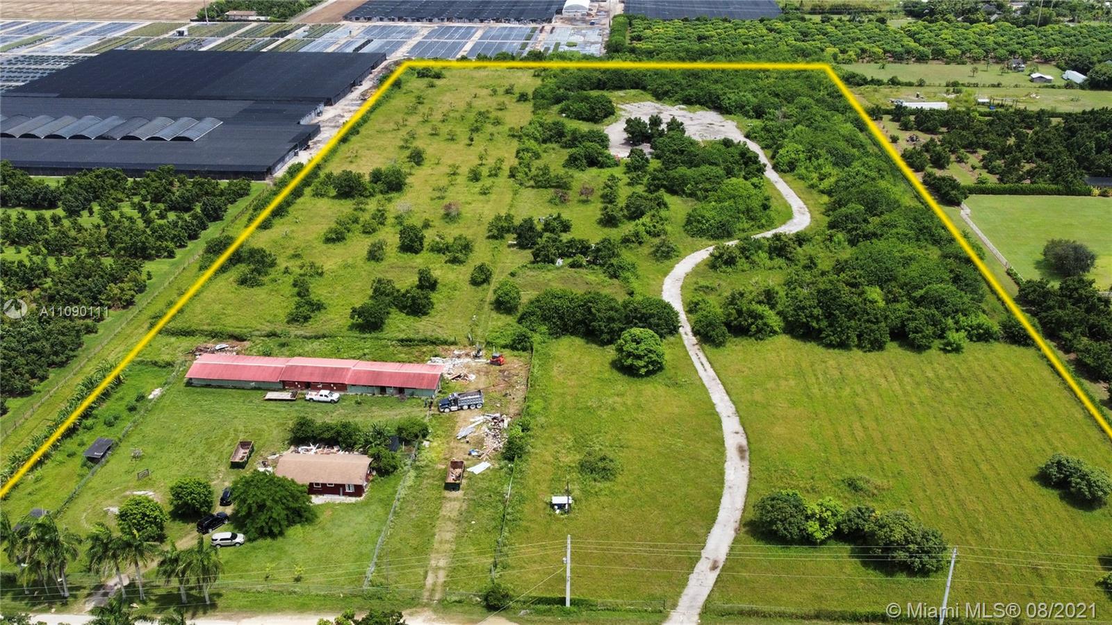 25251 Sw 207 Ave Property Photo
