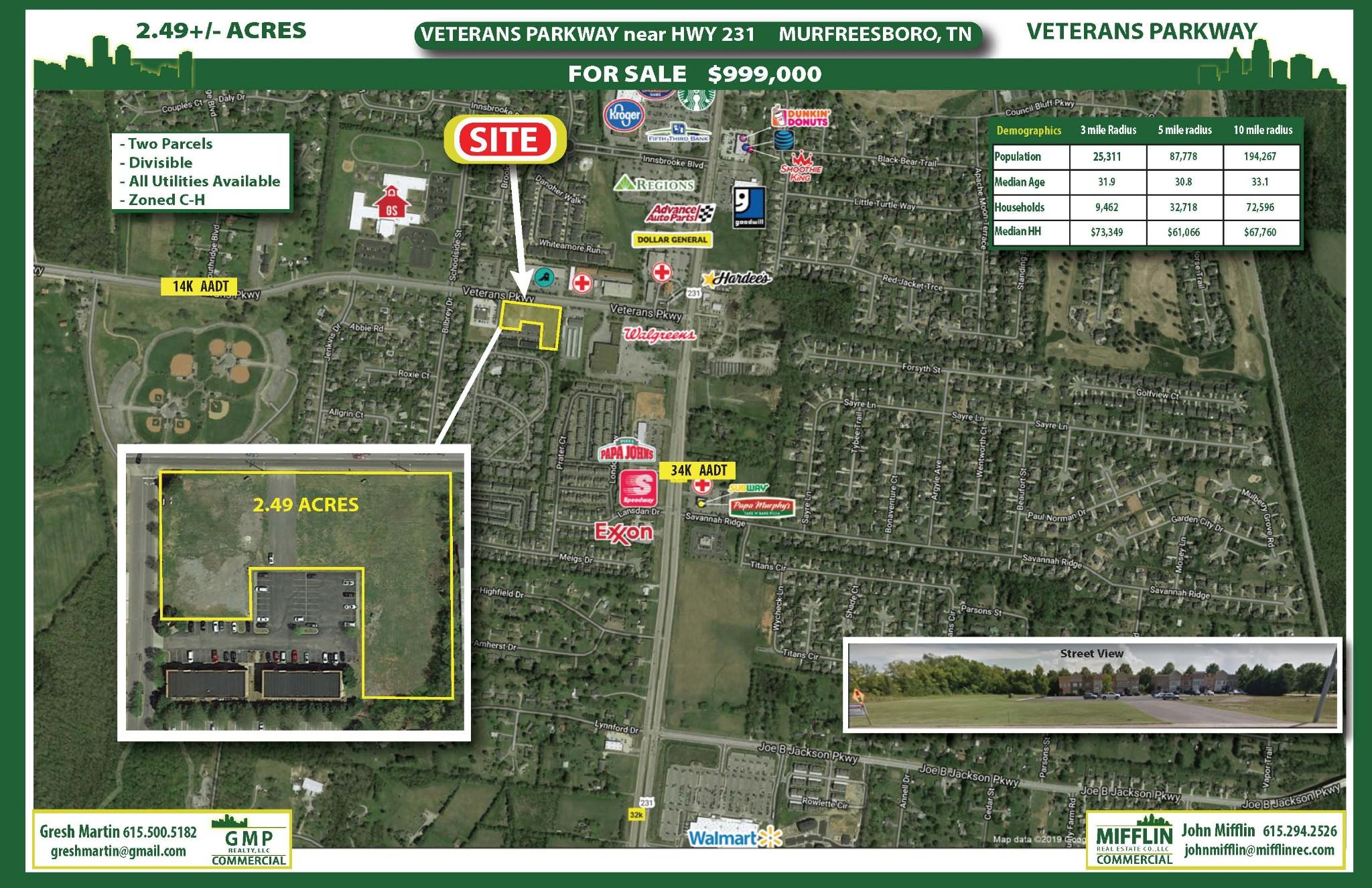23- South Murfreesboro Real Estate Listings Main Image