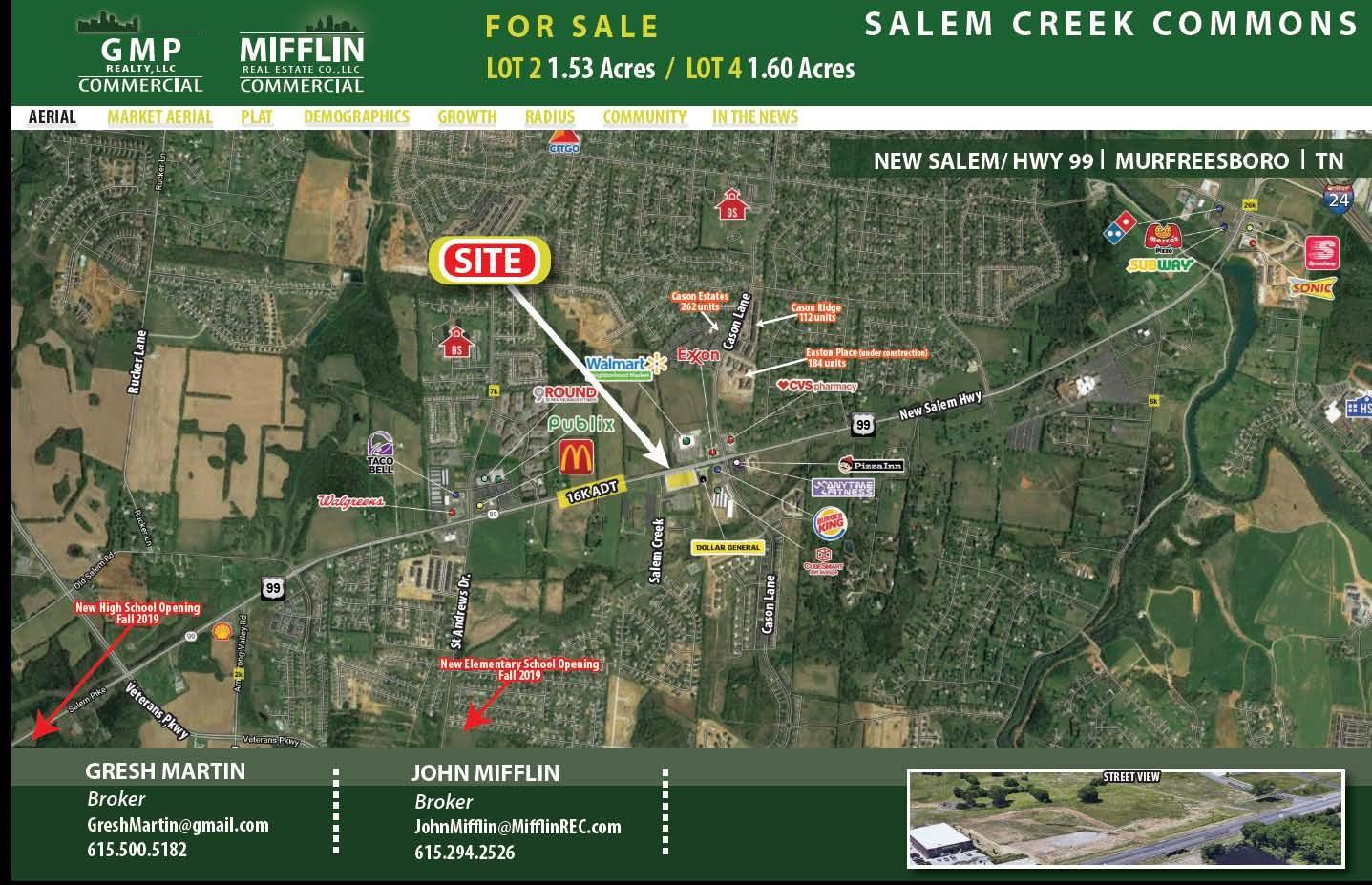 2433 New Salem Hwy Property Photo