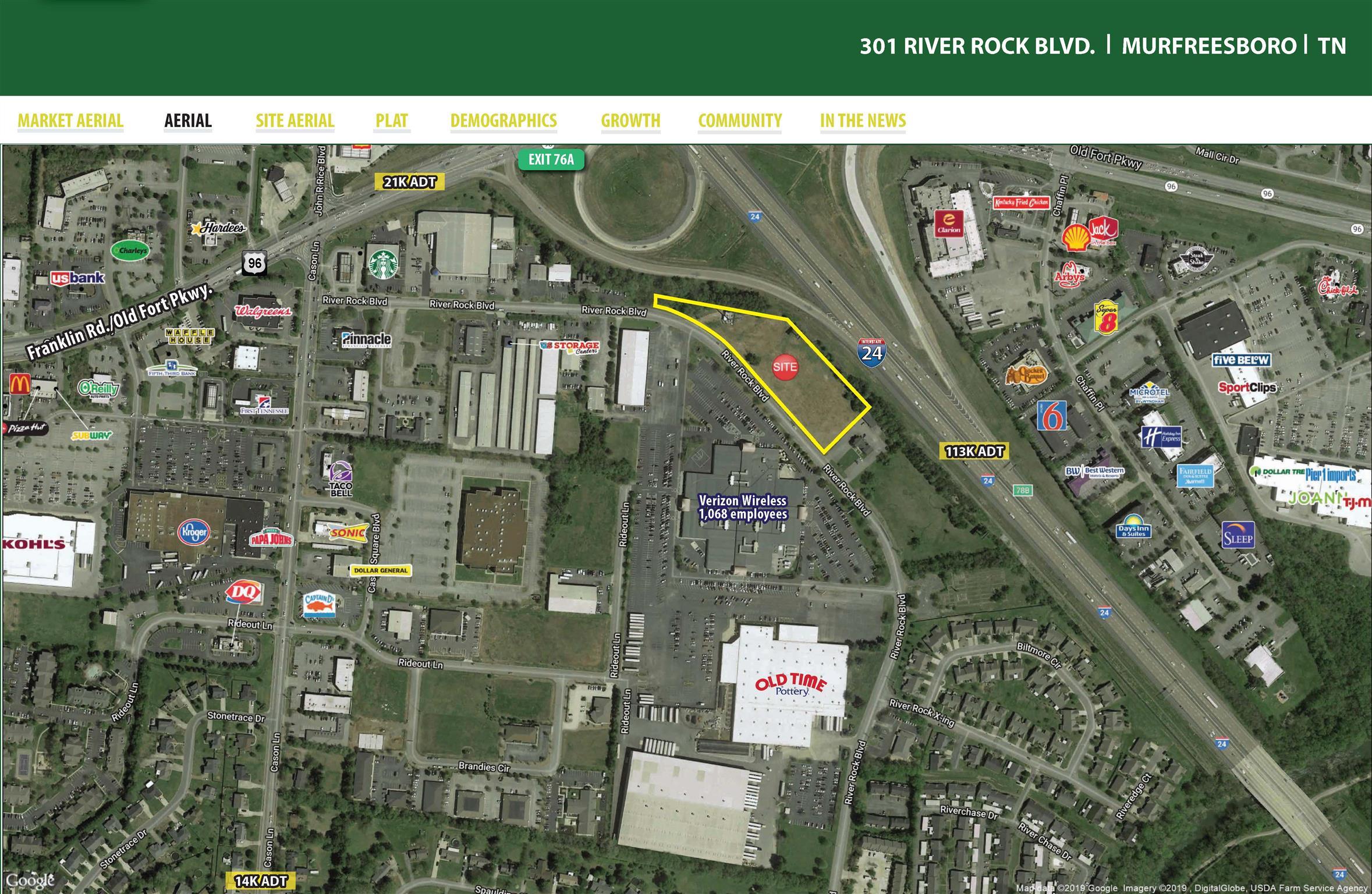 24- West Murfreesboro Real Estate Listings Main Image