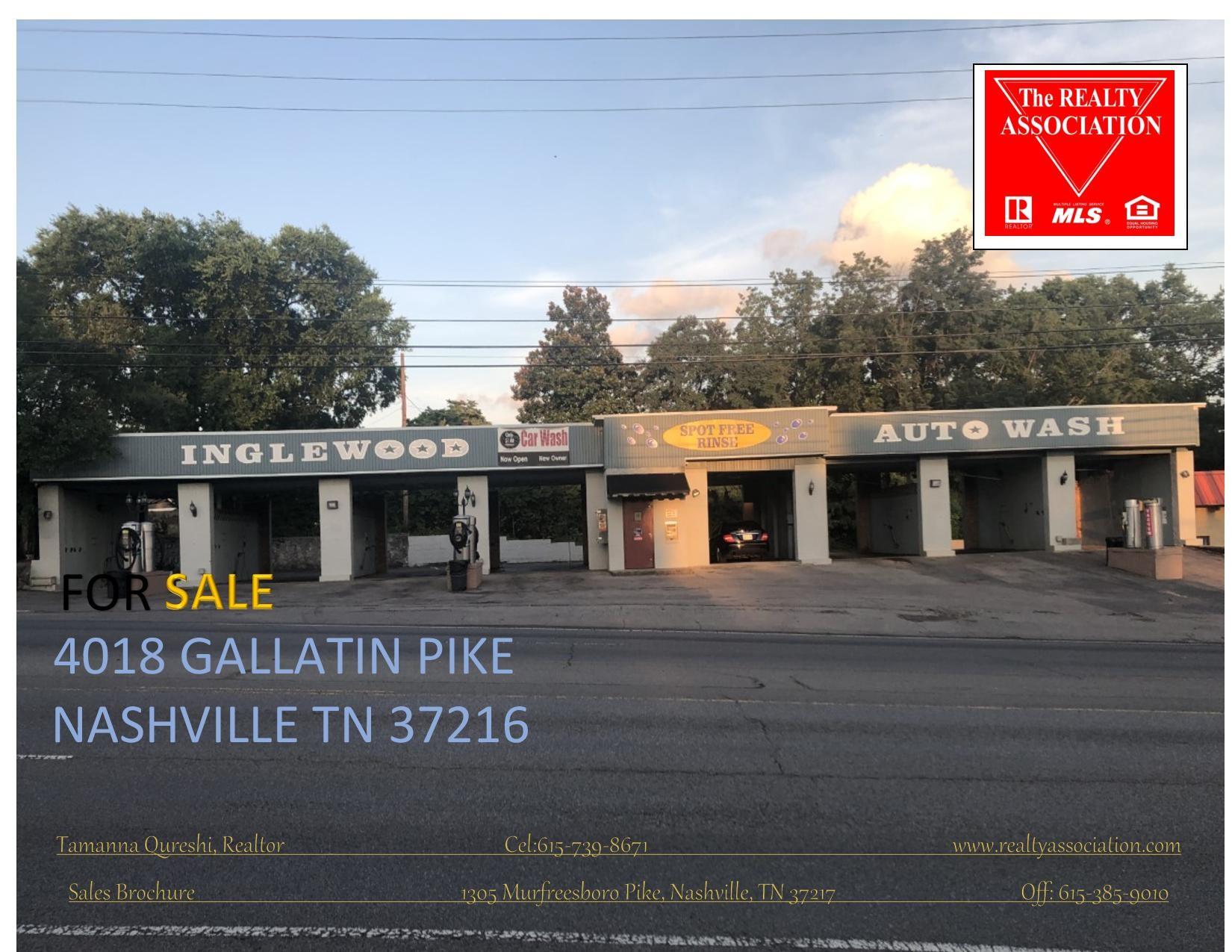 4018 Gallatin Pike Property Photo