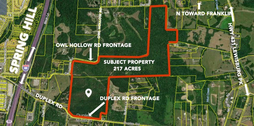 3030 Spring Hill-duplex Rd Property Photo