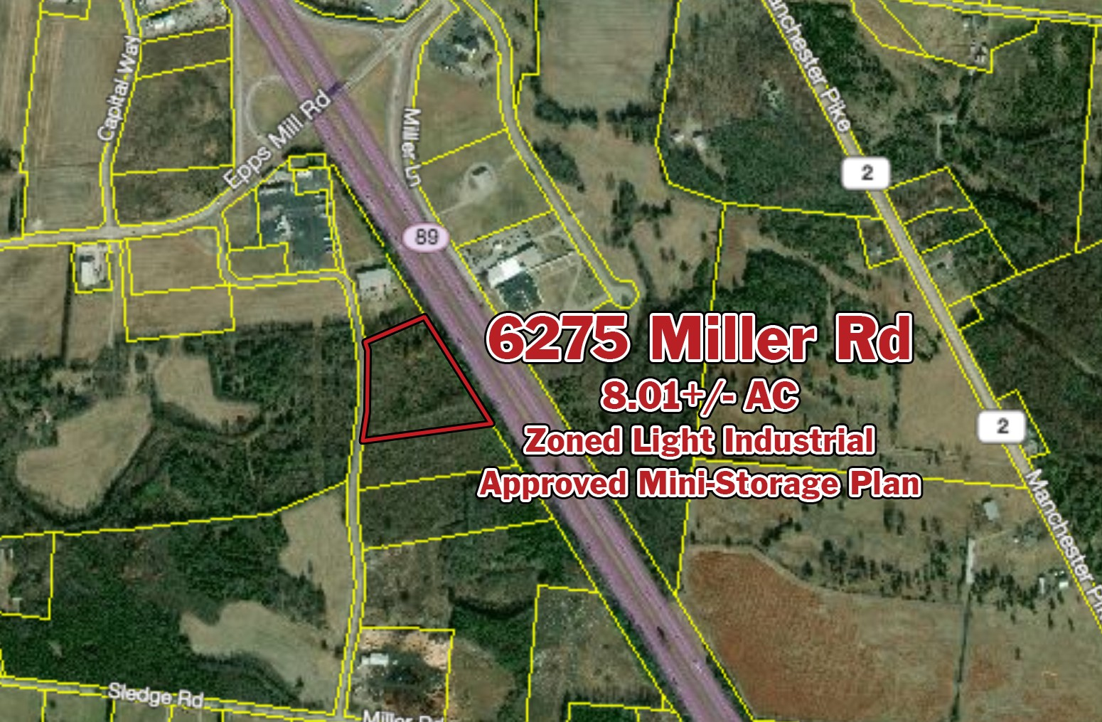 6275 Miller Rd Property Photo