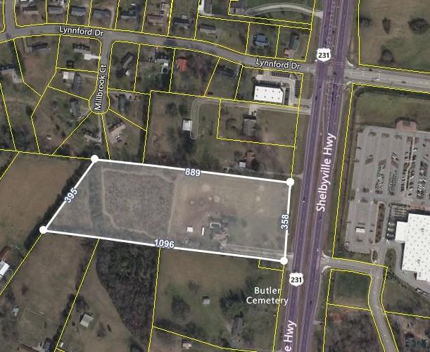 3550 Shelbyville Hwy Property Photo 1