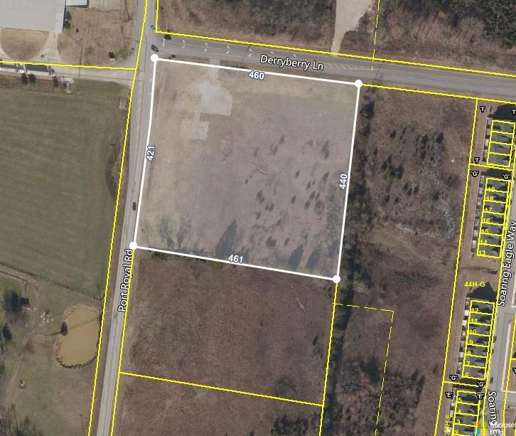 4646 Derryberry Ln Property Photo