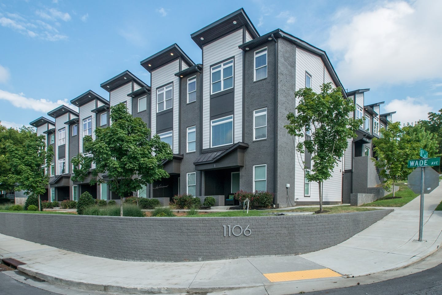 1106 Wade Avenue Townhomes Real Estate Listings Main Image
