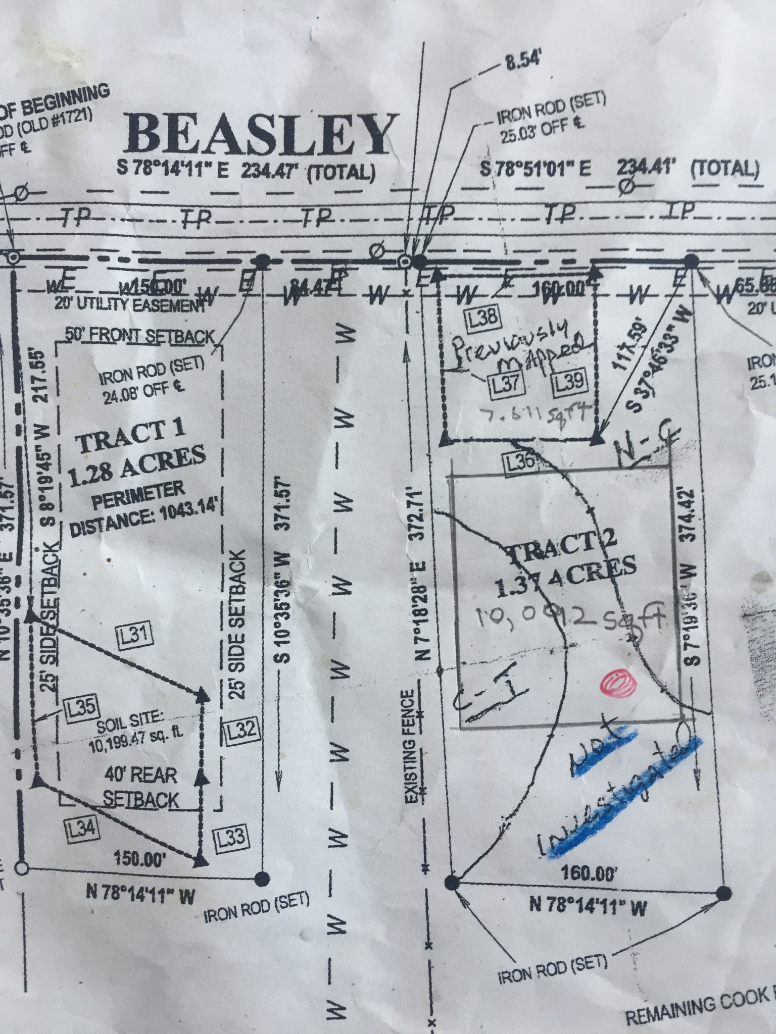 223 Beasley Rd Property Photo