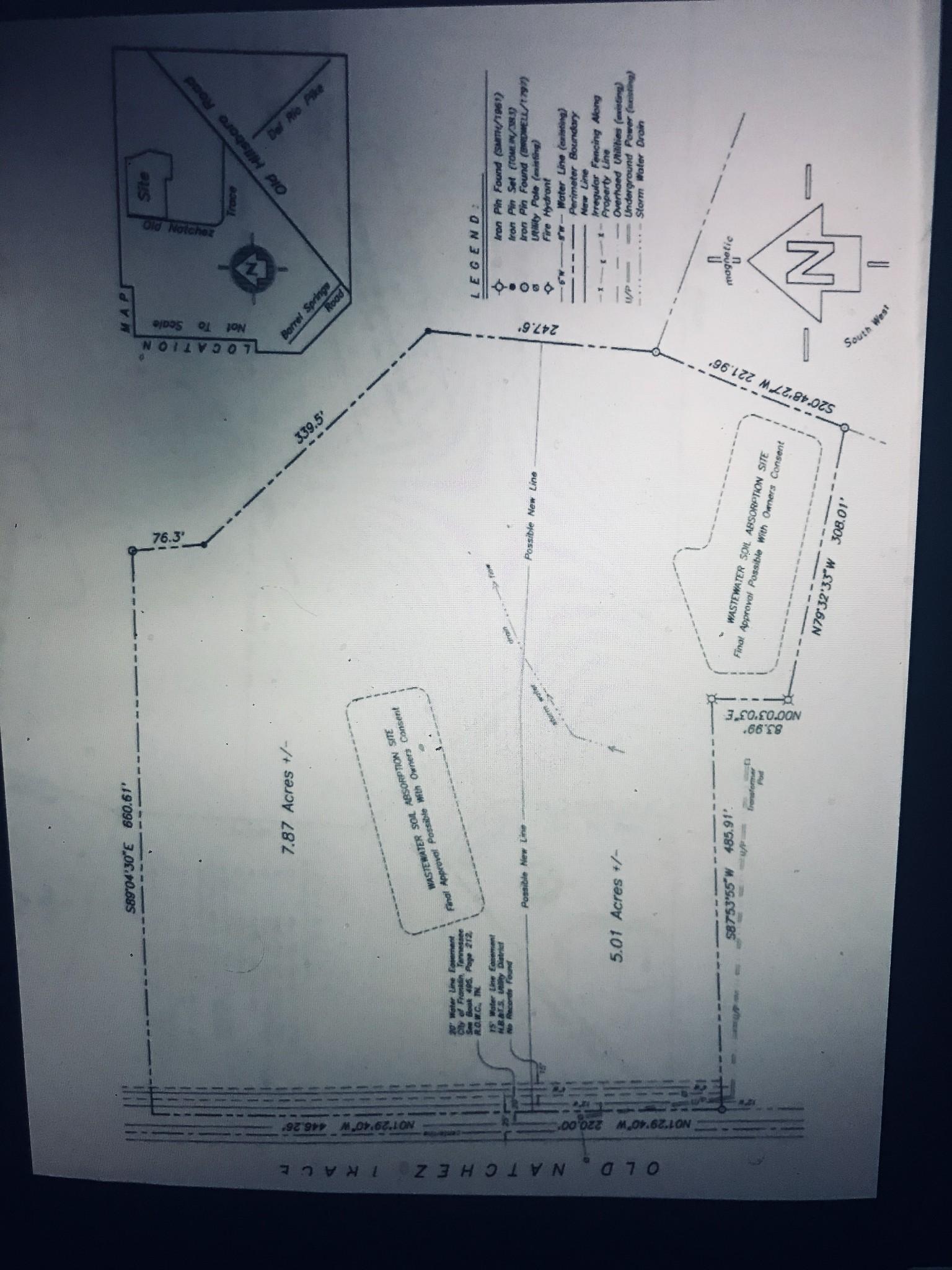 1814 Old Natchez Trce Property Photo