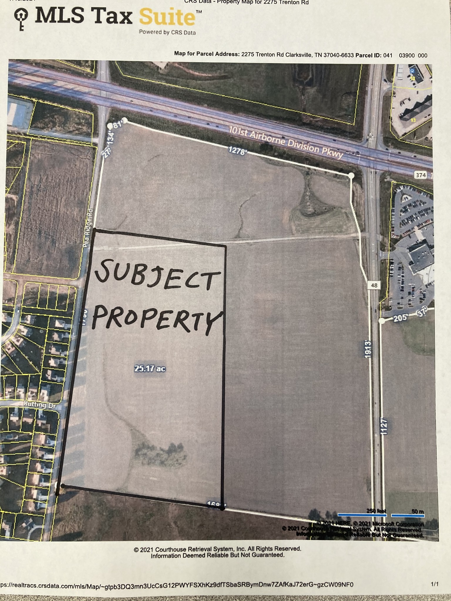 0 Pea Ridge Rd, Property Photo