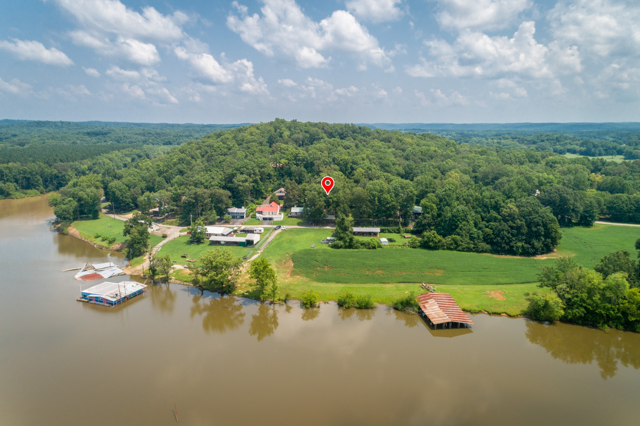 418 Lost Creek Boat Dock Rd Property Photo