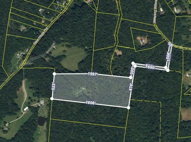 3402 New Hope Road Property Photo 1