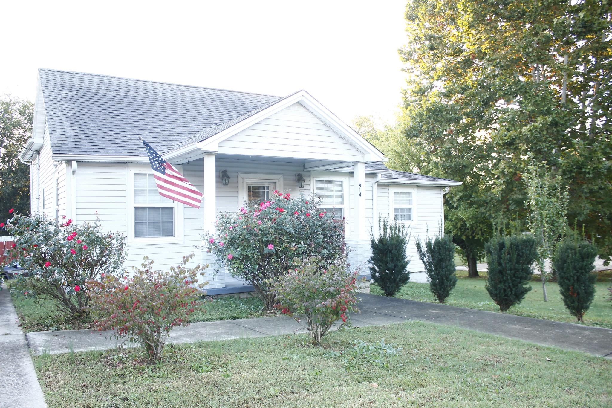 814 S Mccrary St Property Photo 1