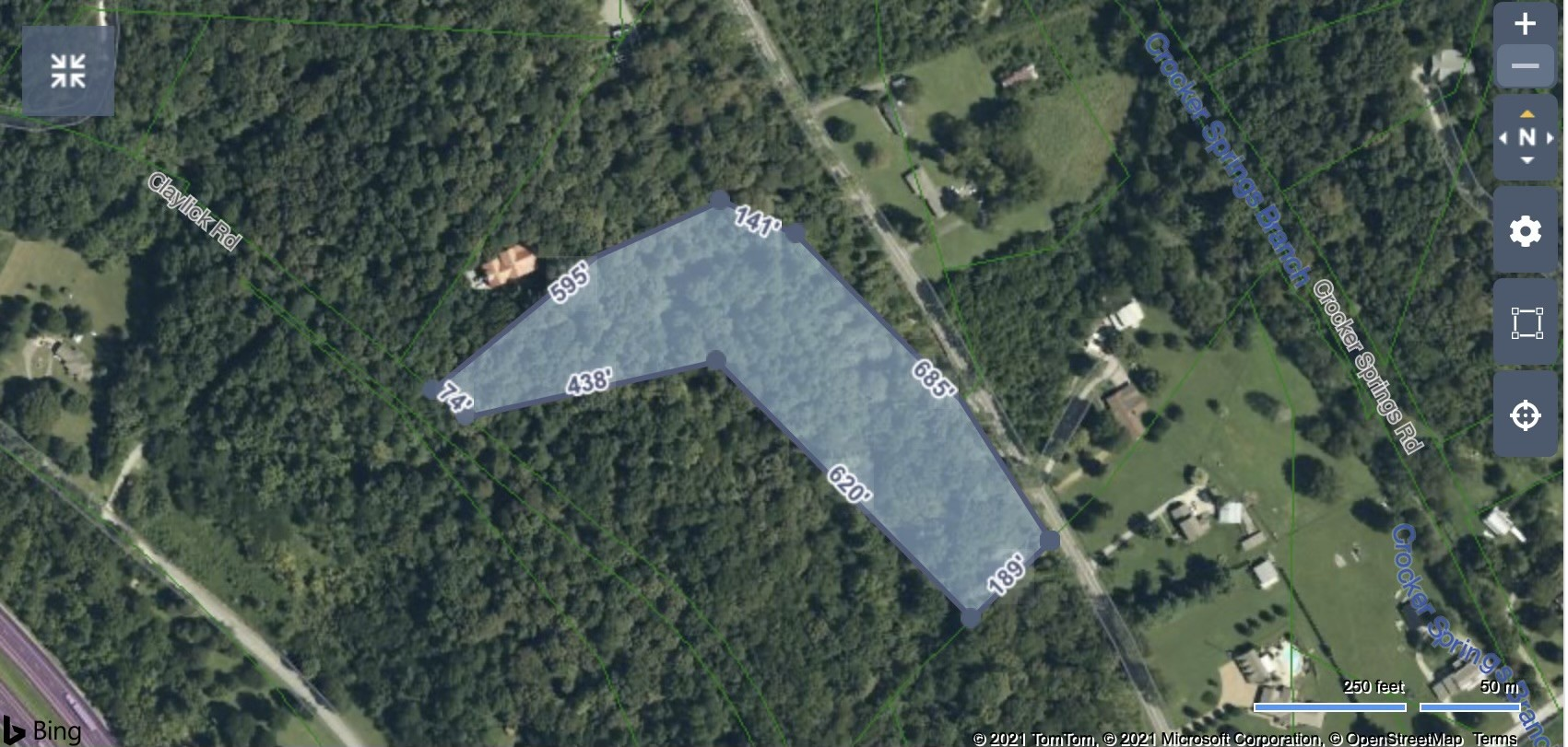 2244 Clay Lick Rd Property Photo