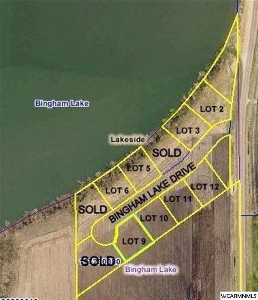 1134 Bingham Lake Drive Property Photo