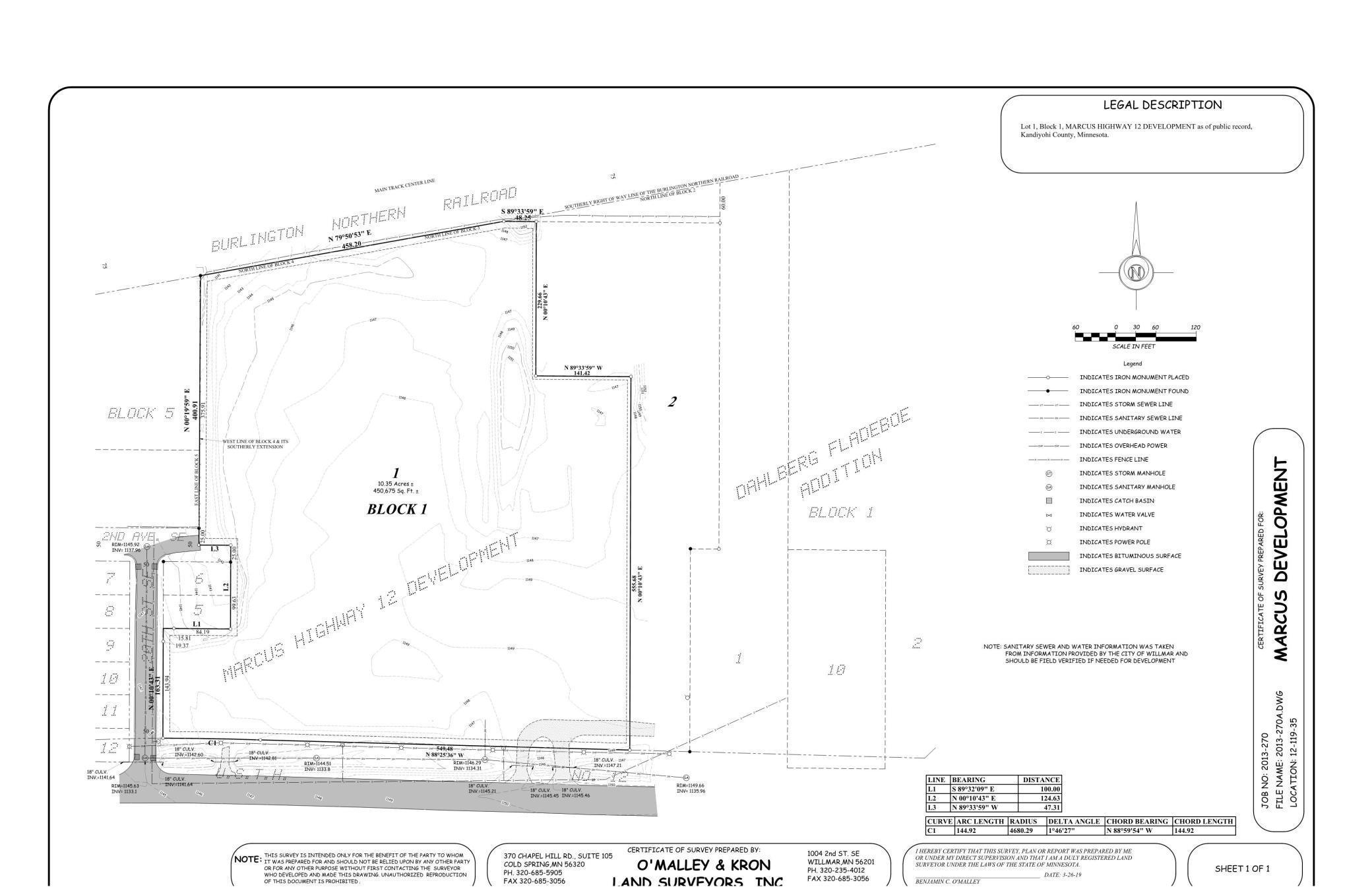 2101 Highway 12 Property Photo