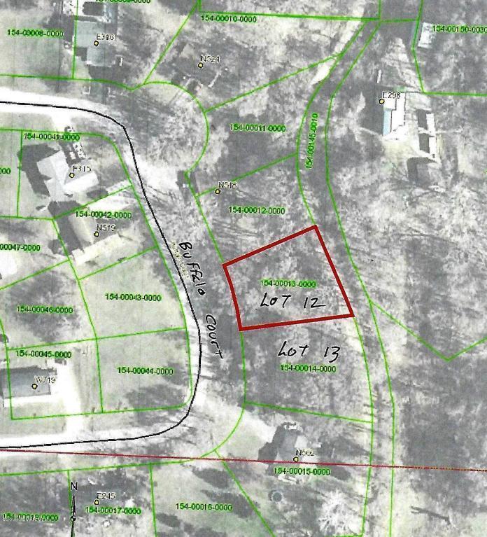 S Lot 12 Buffalo Court Property Photo