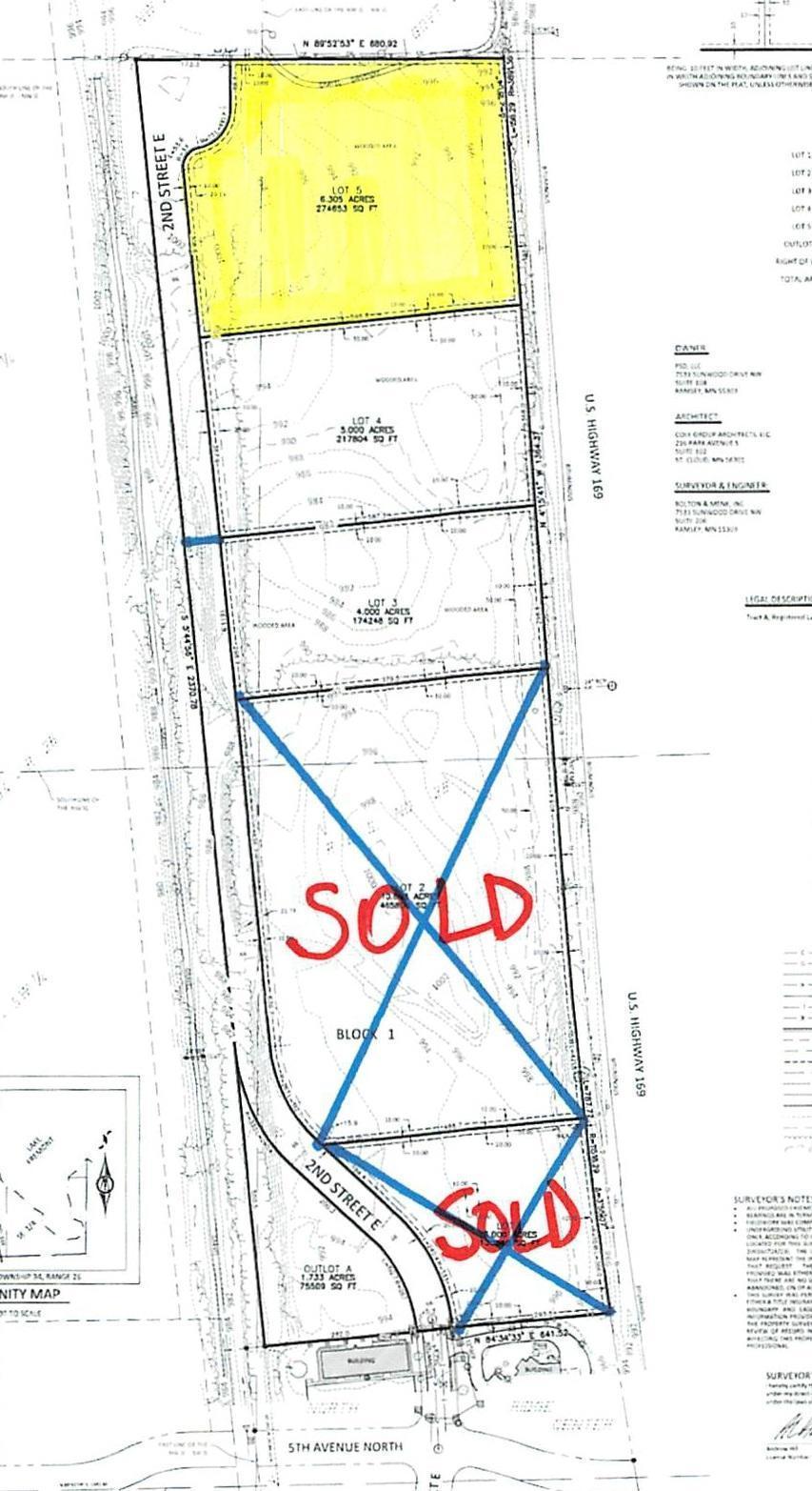 000 2nd Street E - Lot 5 Property Photo