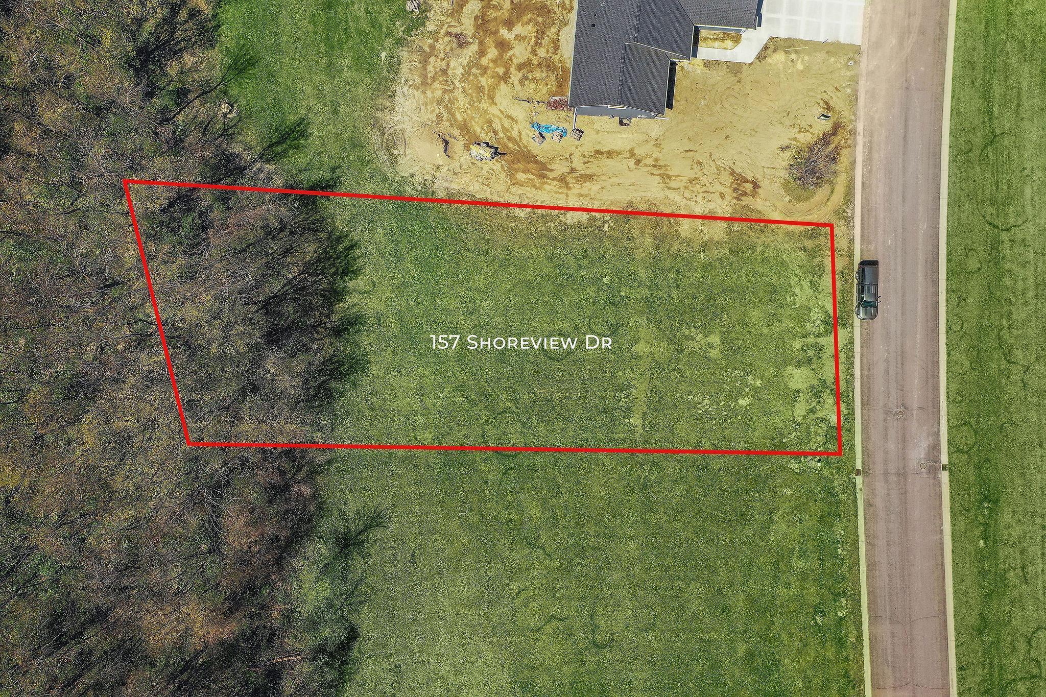 157 Shoreview Drive Property Photo