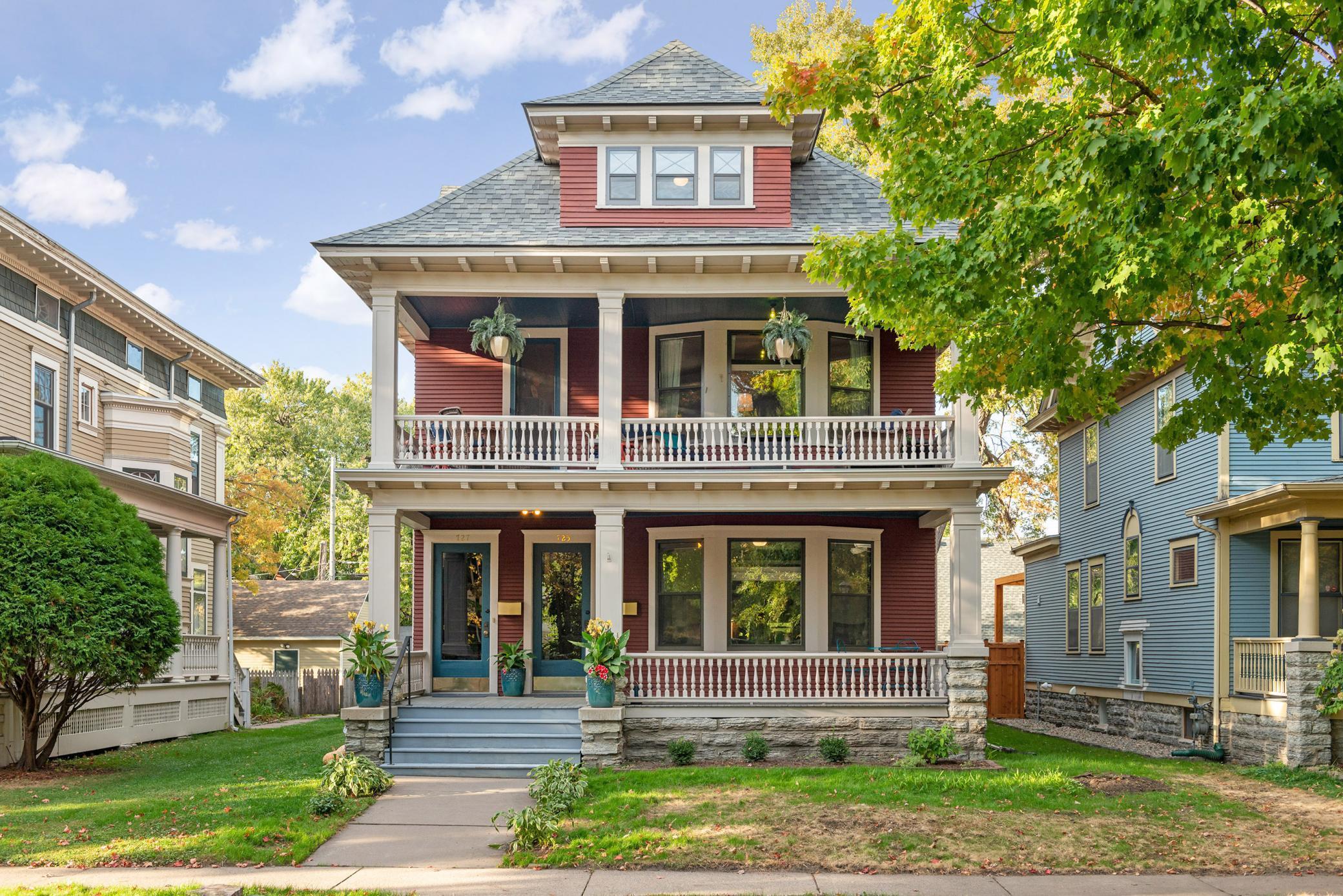 727 Dayton Avenue Property Photo