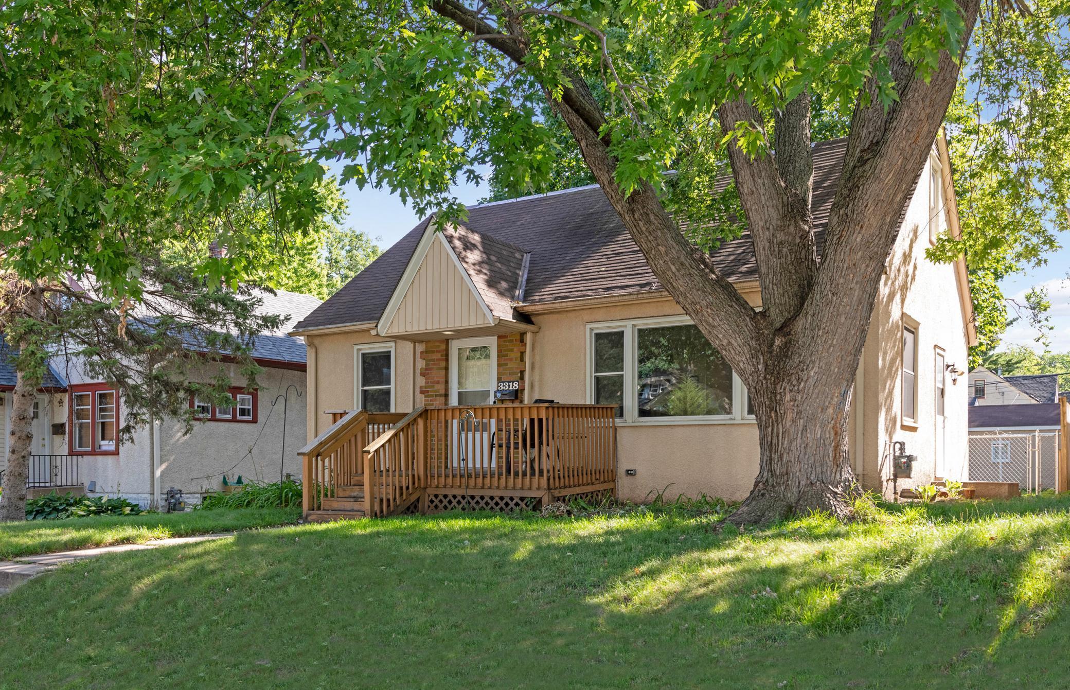 3318 Vincent Avenue Property Photo