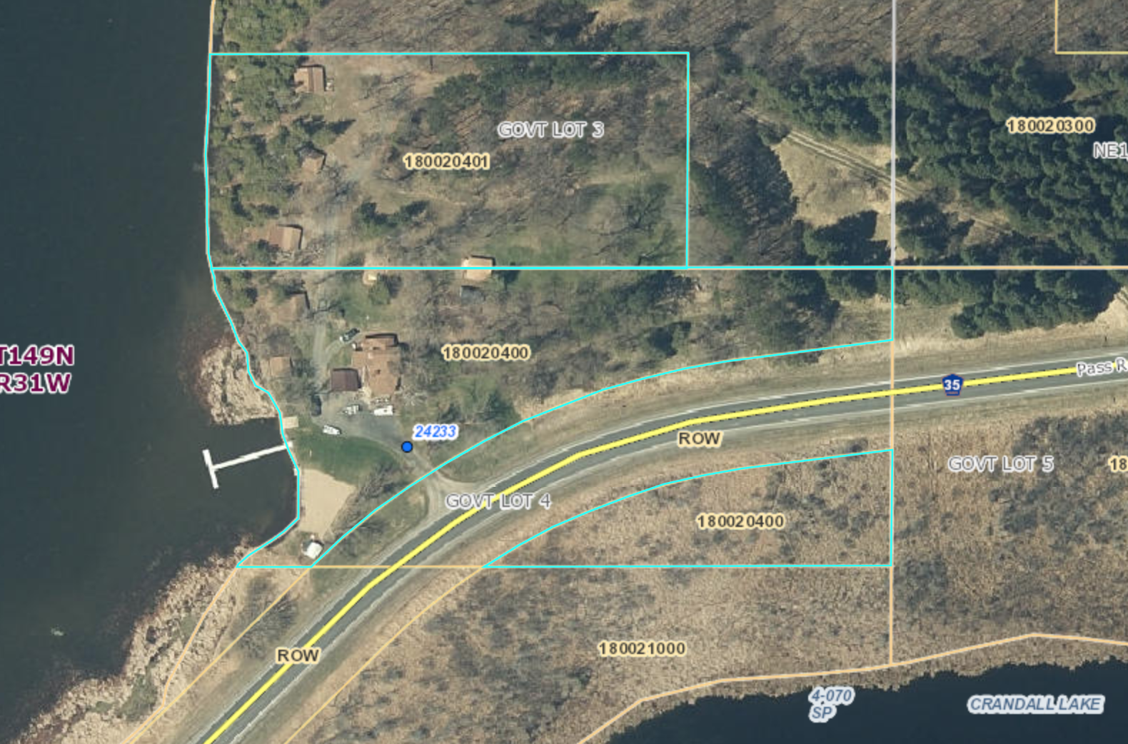 24233 Pass Road Property Photo