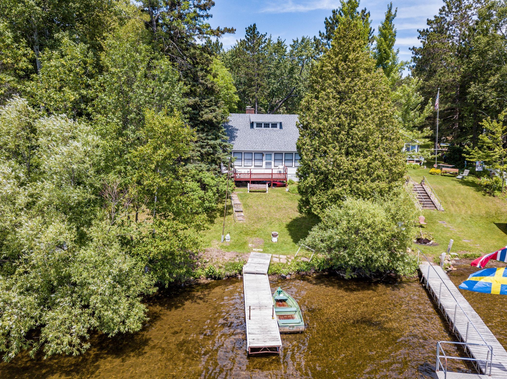 N 6054 Pike Lake Road Property Photo