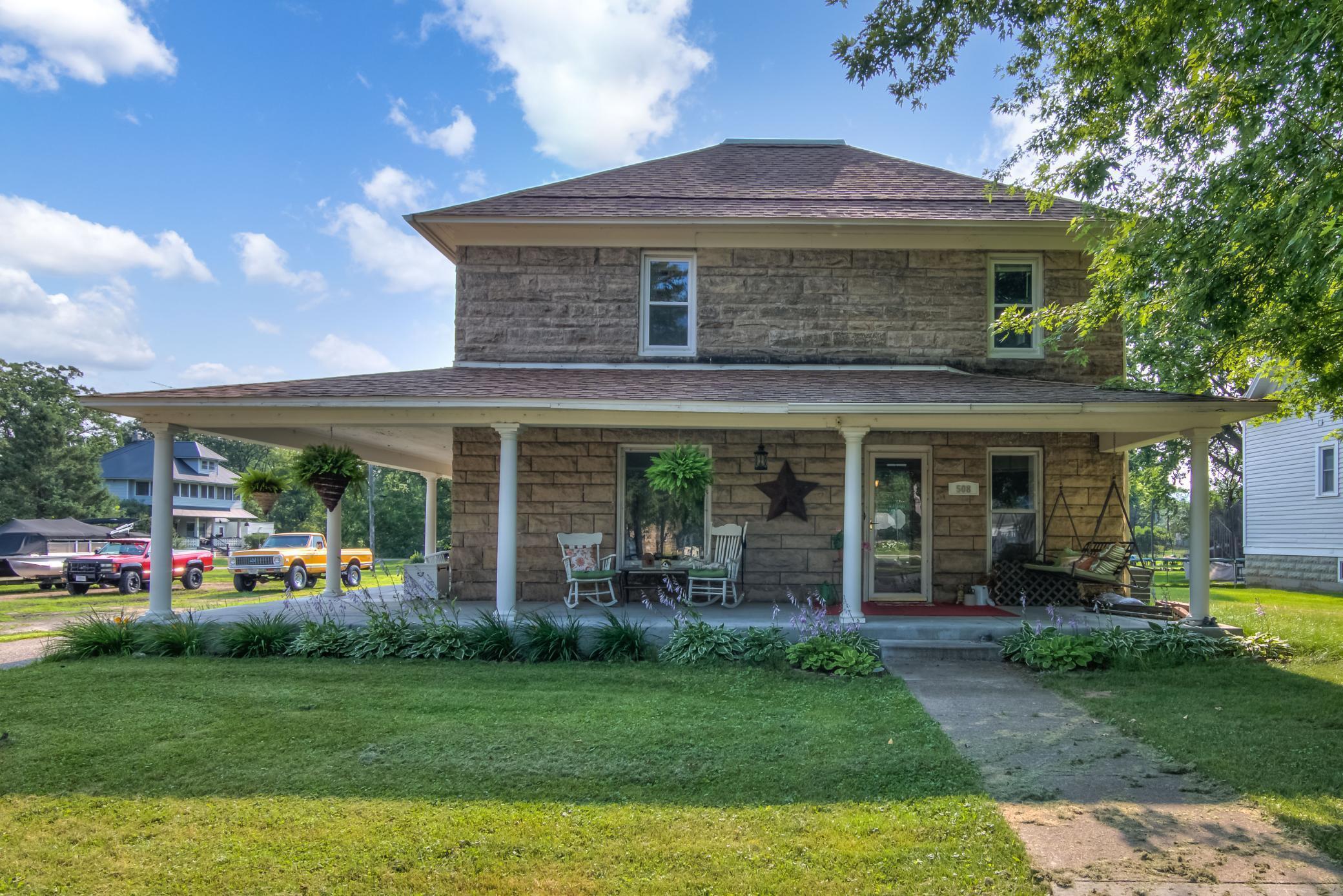 508 Evergreen Street Property Photo