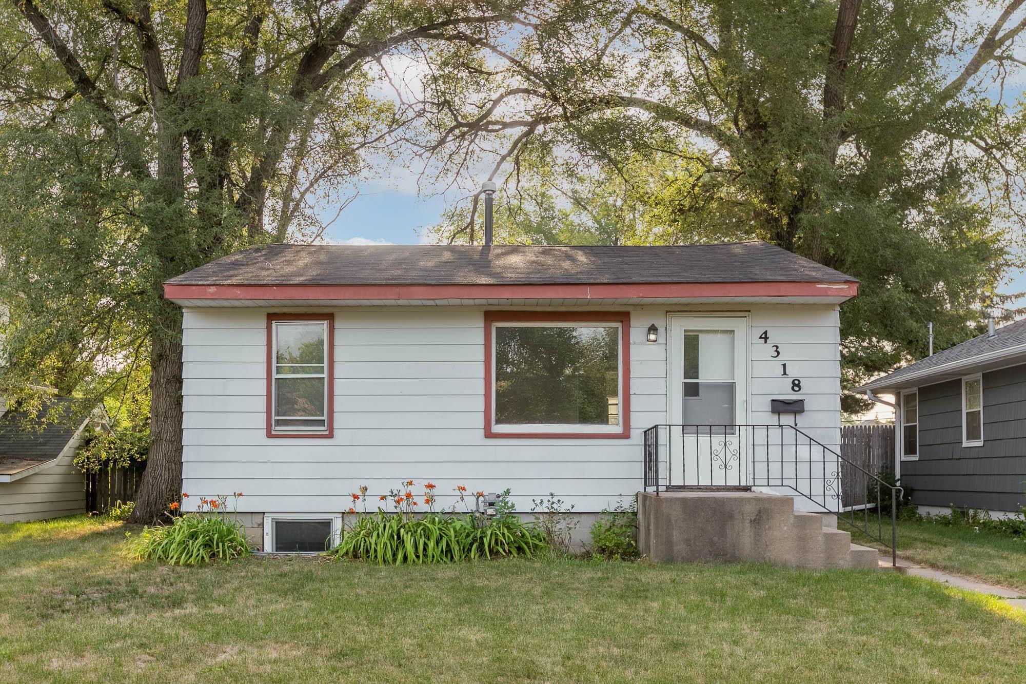 4318 Zane Avenue Property Photo