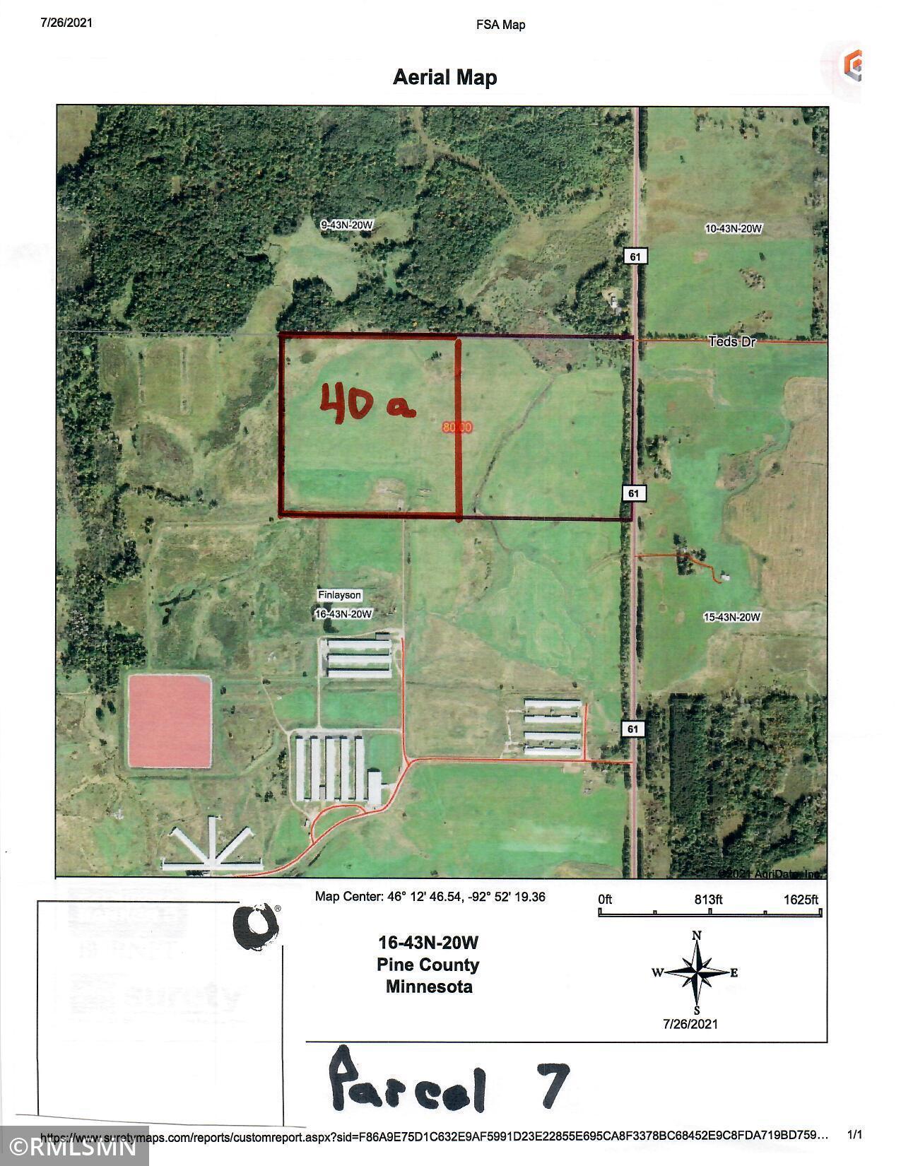 Xxxx County Rd 61 Property Photo