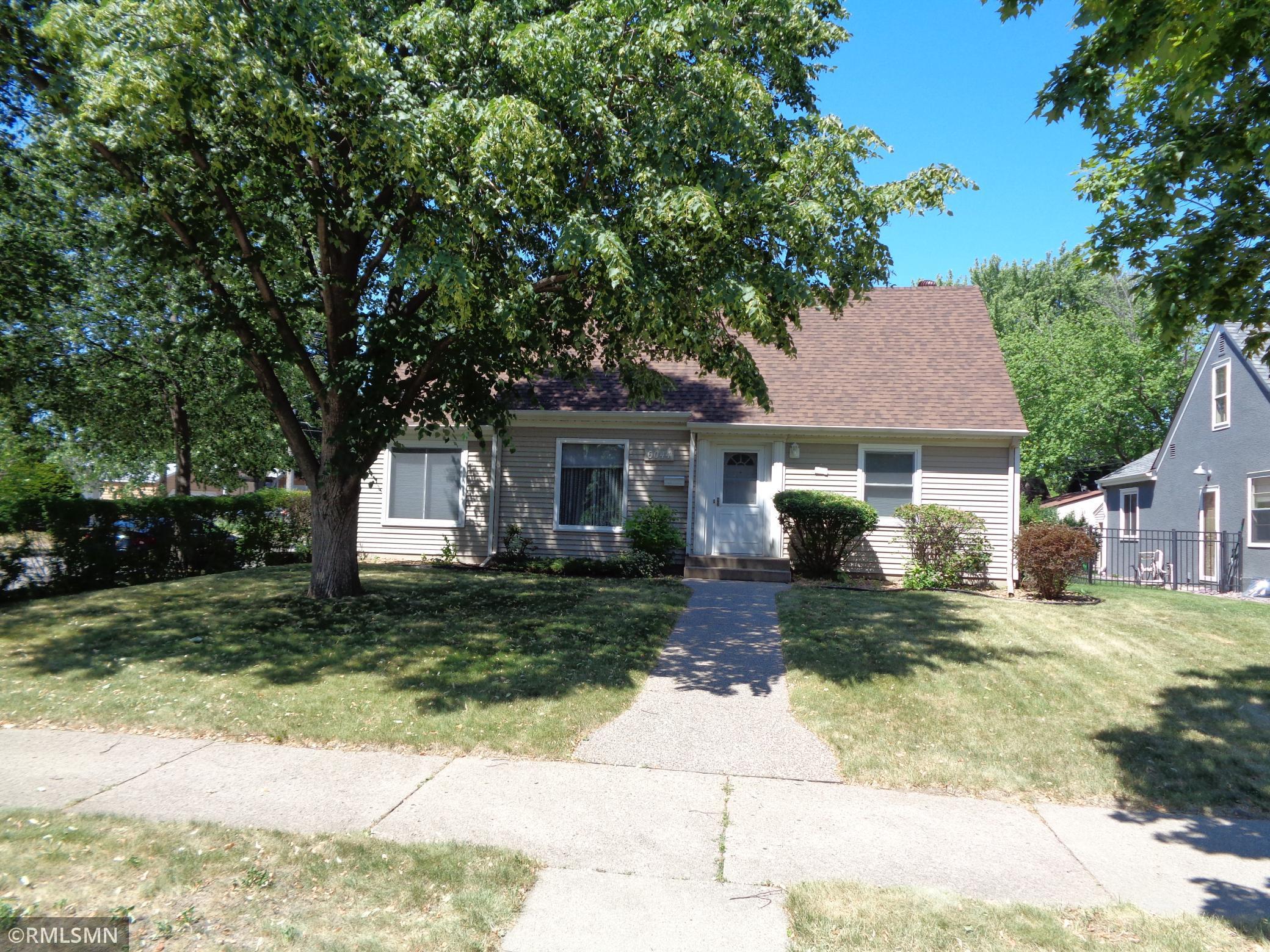 6044 Washburn Avenue Property Photo