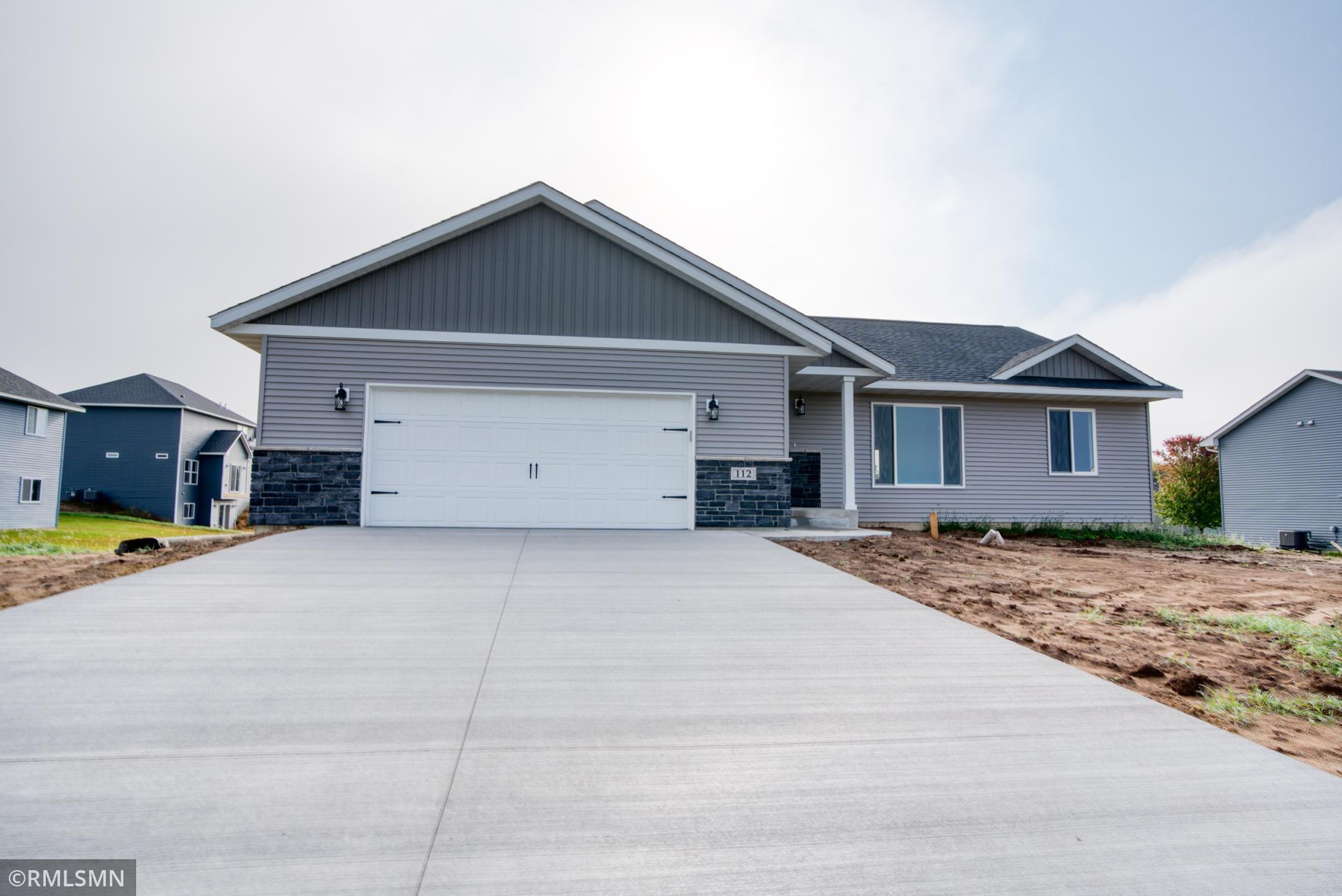 112 Prairie Grass Drive Property Photo