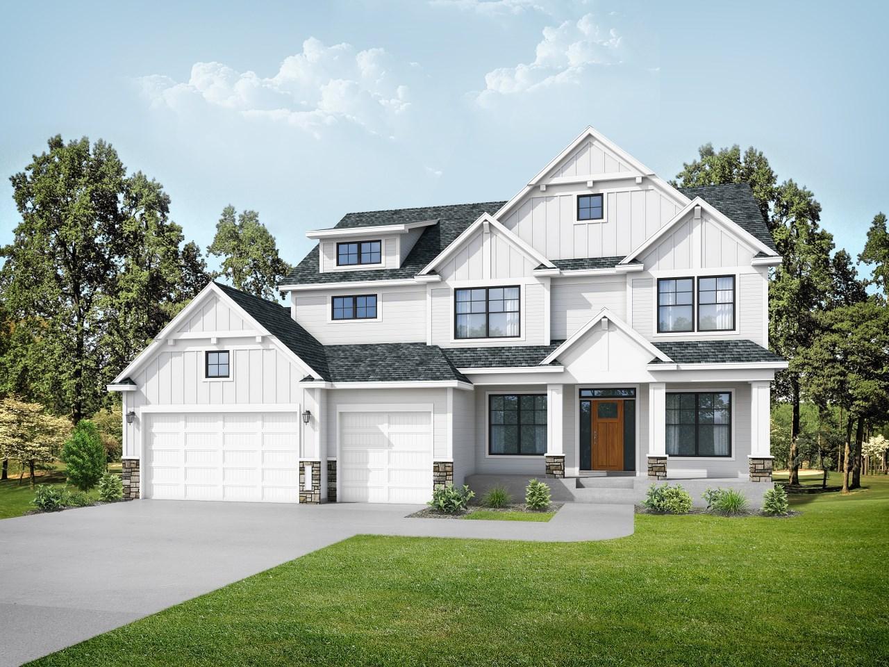12917 Burr Oak Lane N Property Photo