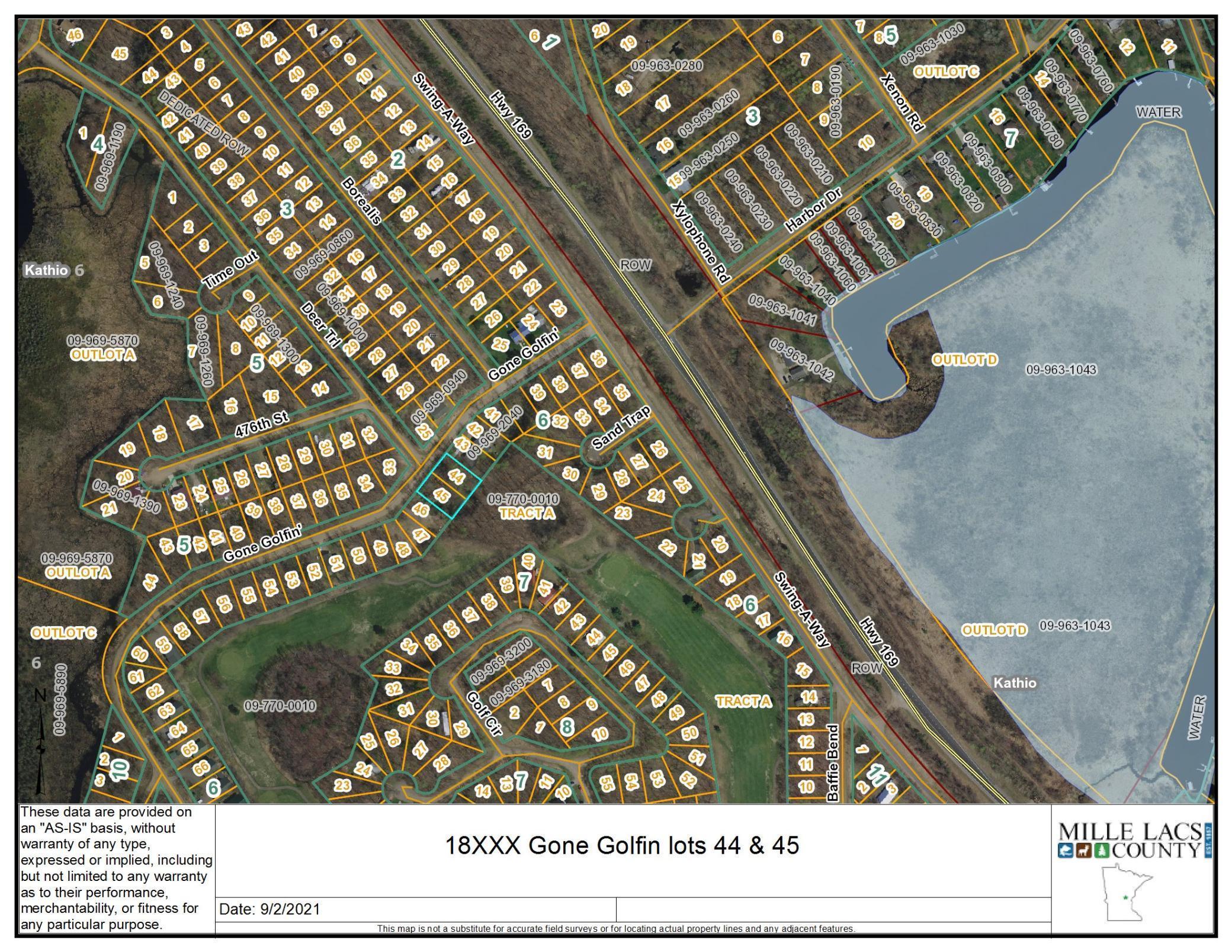 187xx Gone Golfin Property Photo