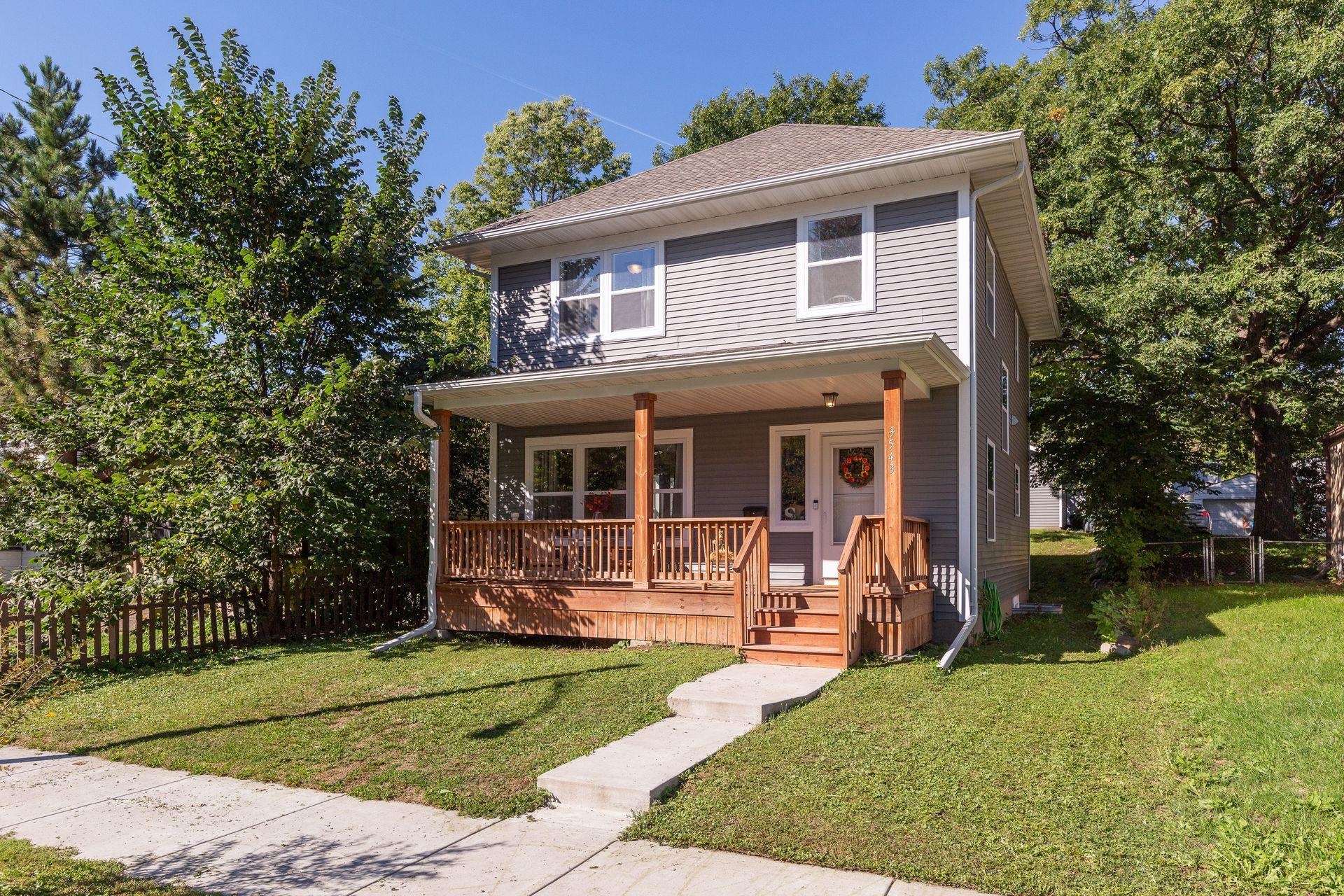 3543 Oliver Avenue Property Photo