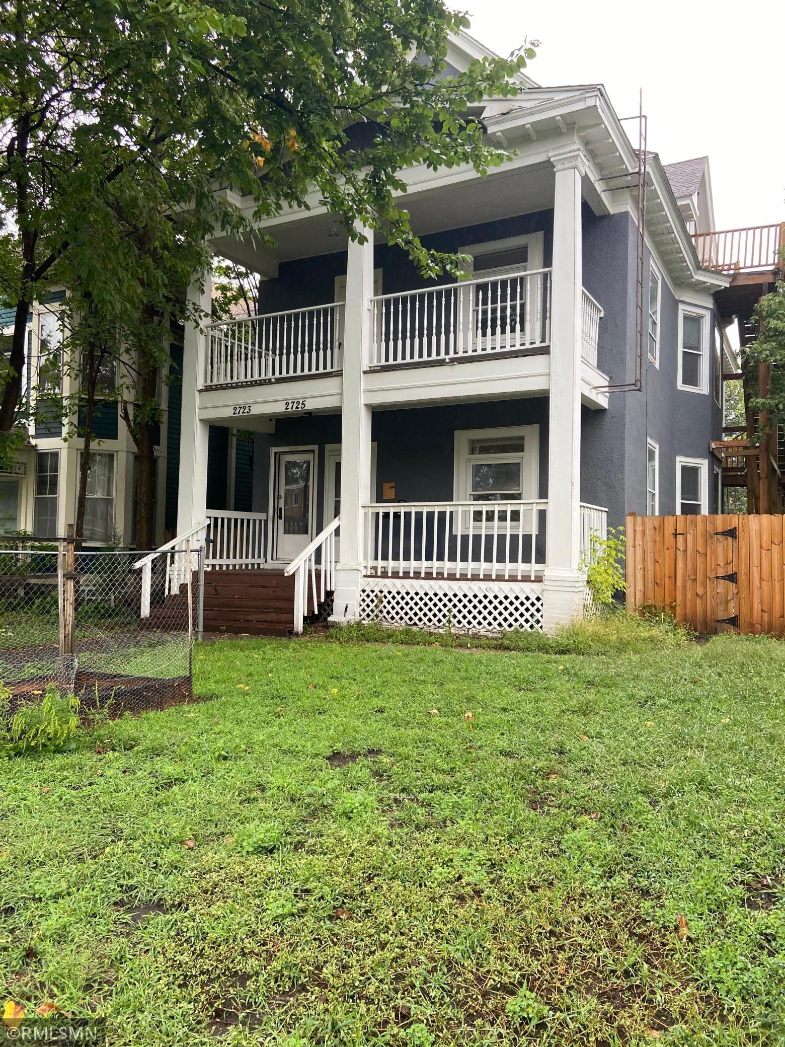 2723 Pillsbury Avenue Property Photo