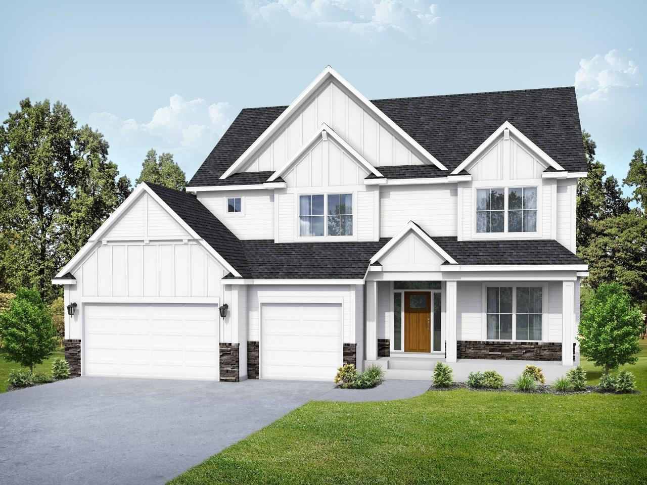 12933 Burr Oak Ln N Property Photo