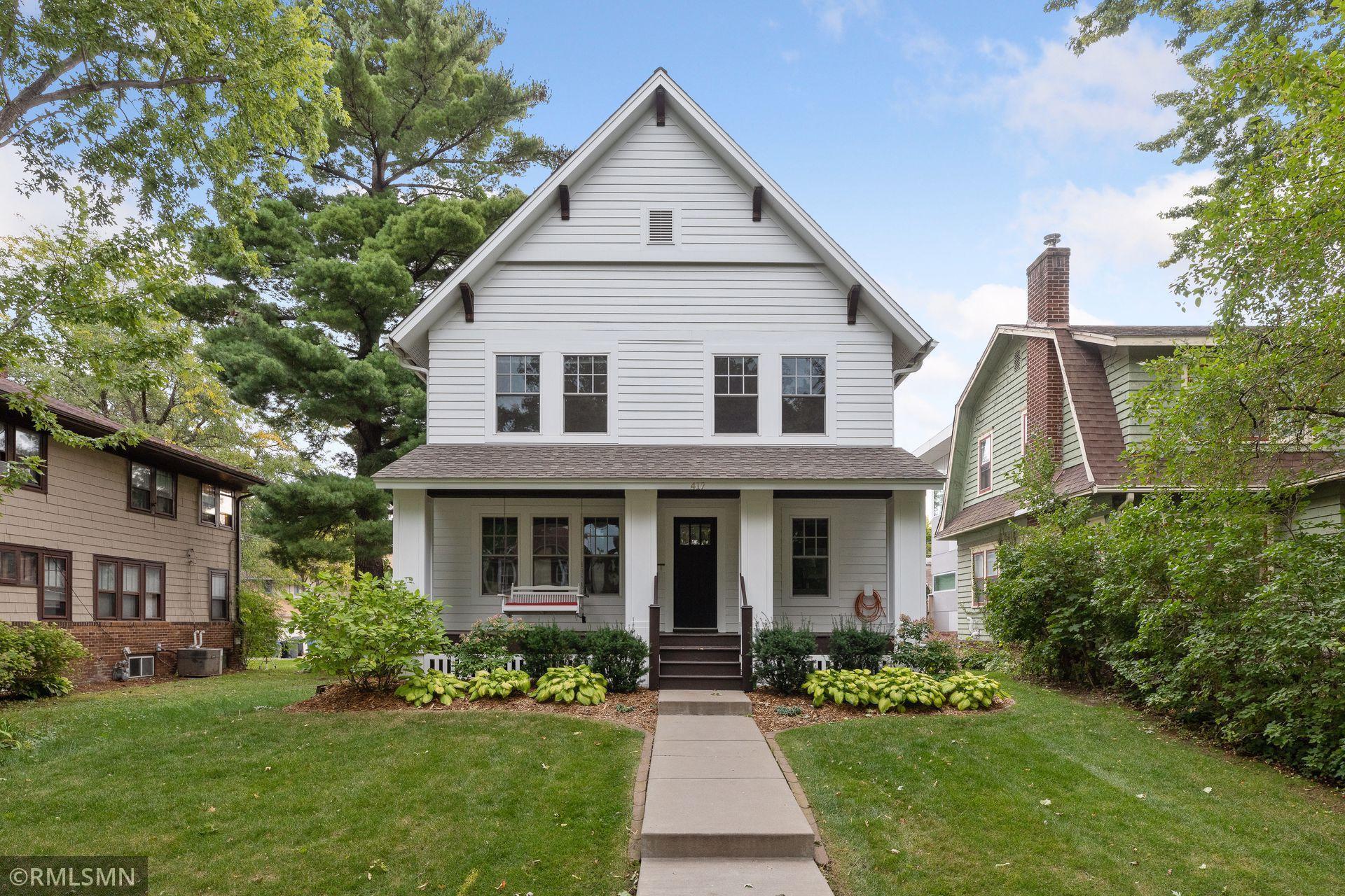 417 Thomas Avenue Property Photo