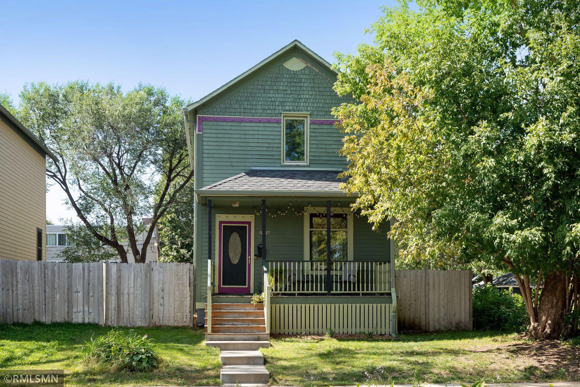 2726 Stevens Avenue Property Photo