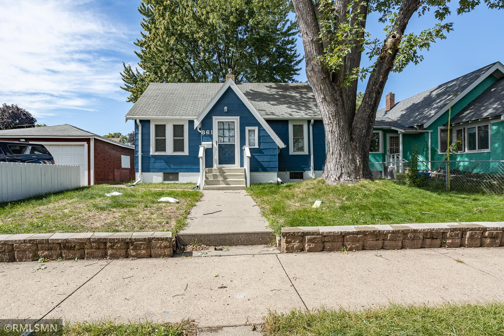 861 Hamline Avenue Property Photo