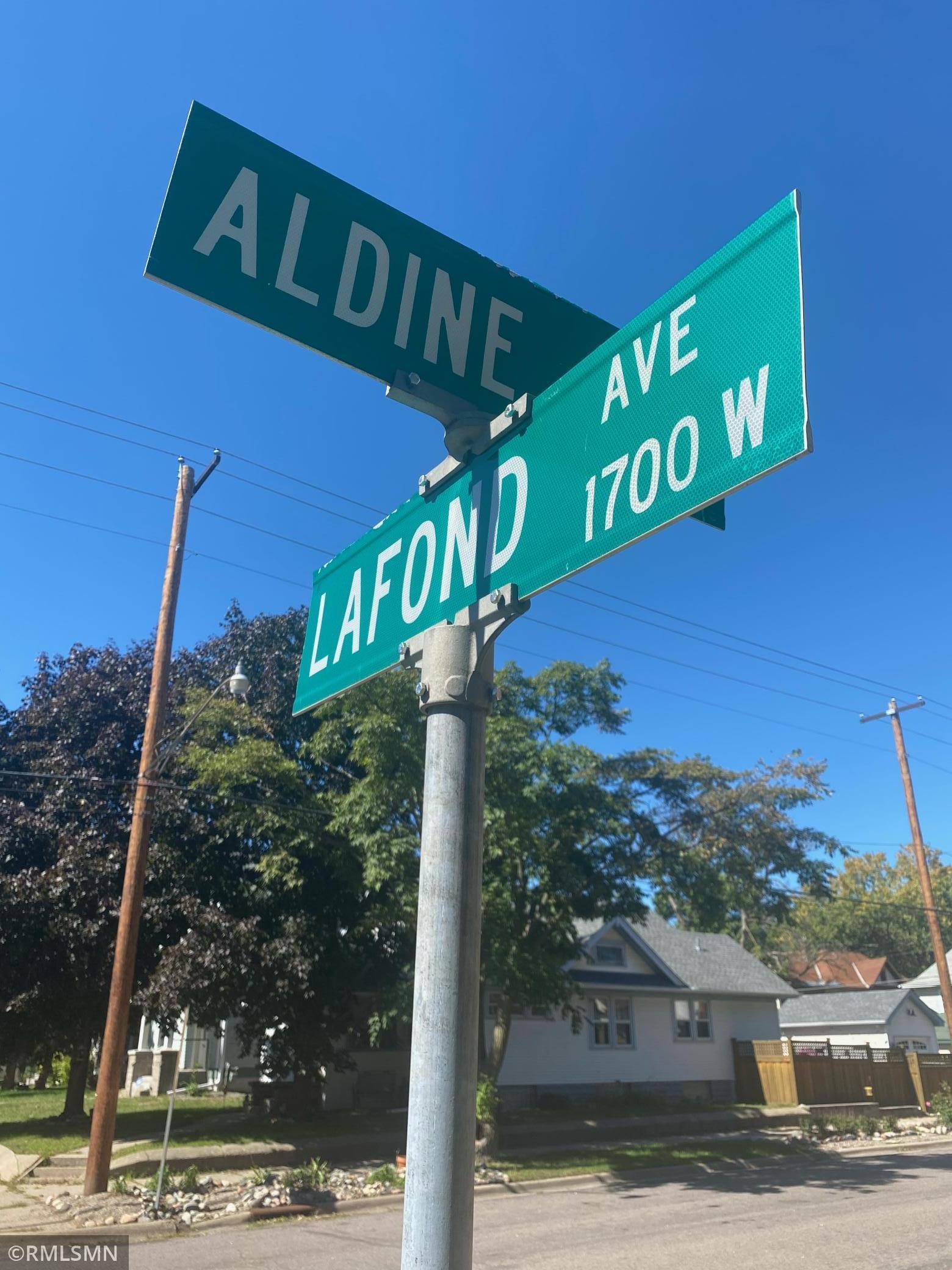 1698 Lafond Avenue Property Photo