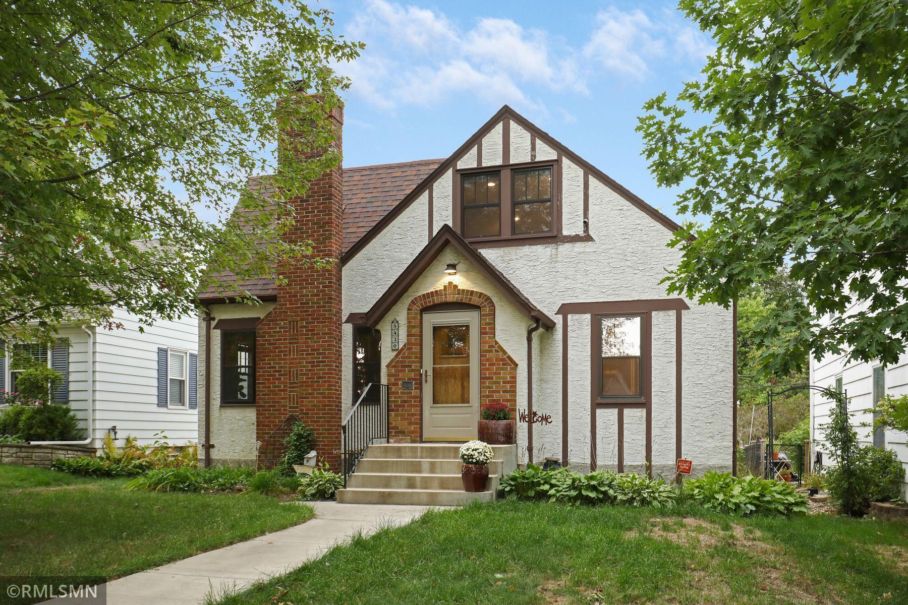 5420 Aldrich Avenue Property Photo
