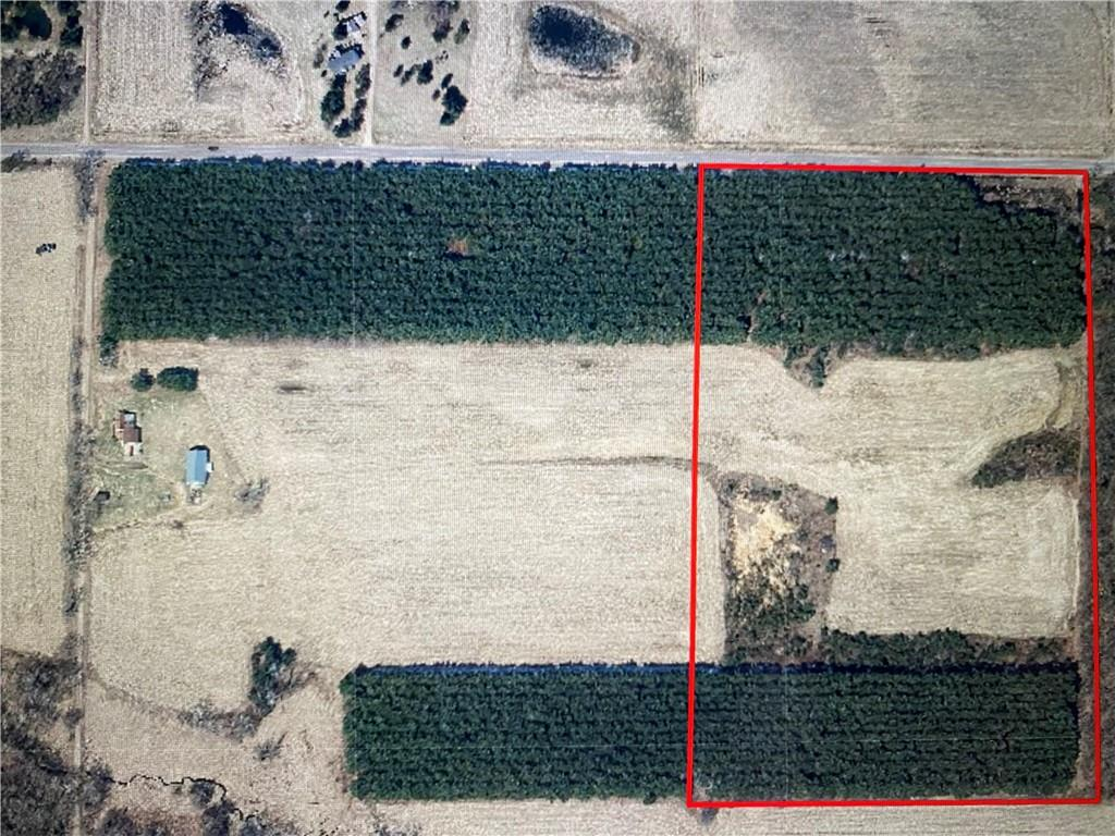 25.35 Acres County Road B Property Photo