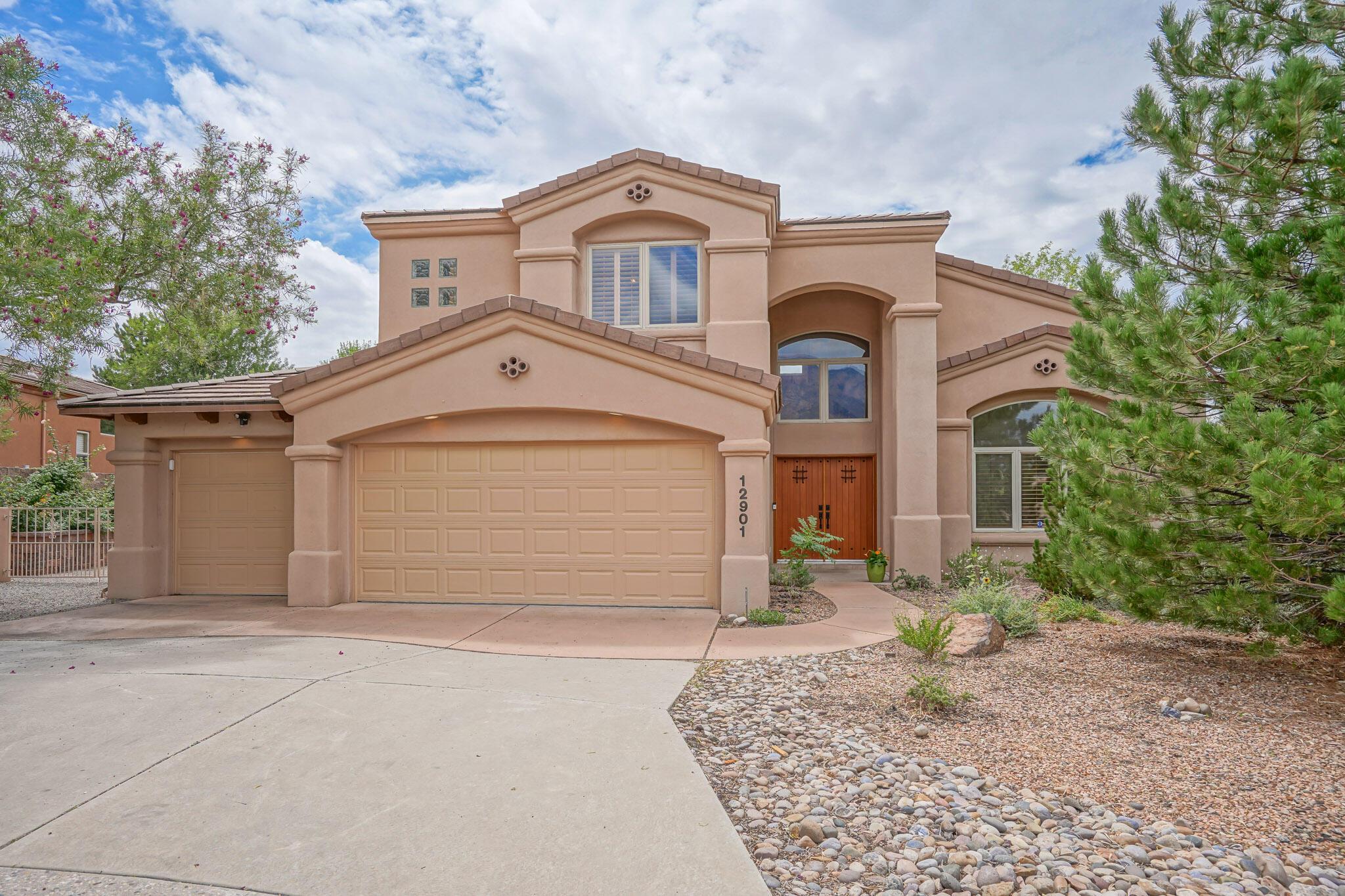 12901 Desert Moon Place Ne Property Photo 1