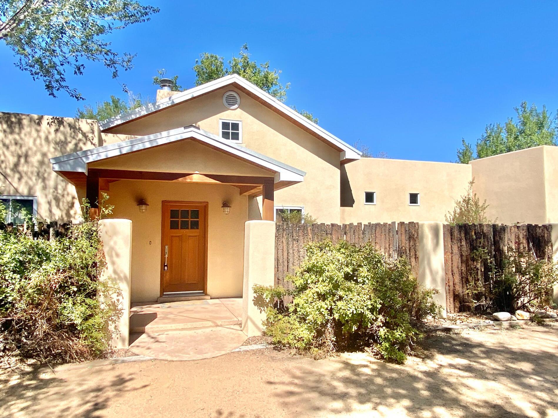 529 Camino La Morada Nw Property Photo