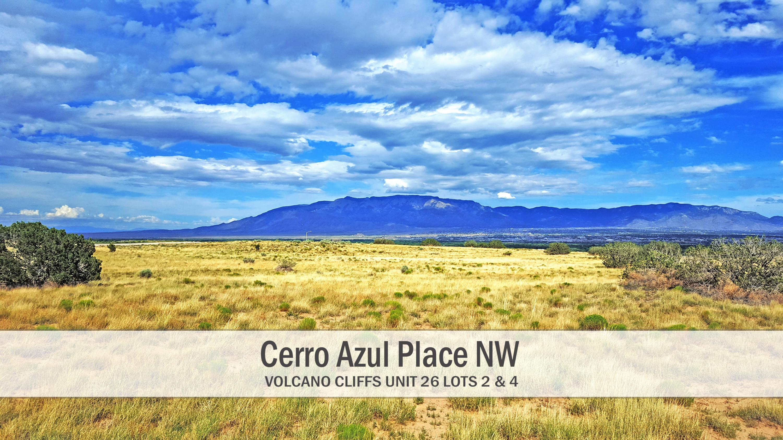 Cerro Azul Place NW Property Photo 1