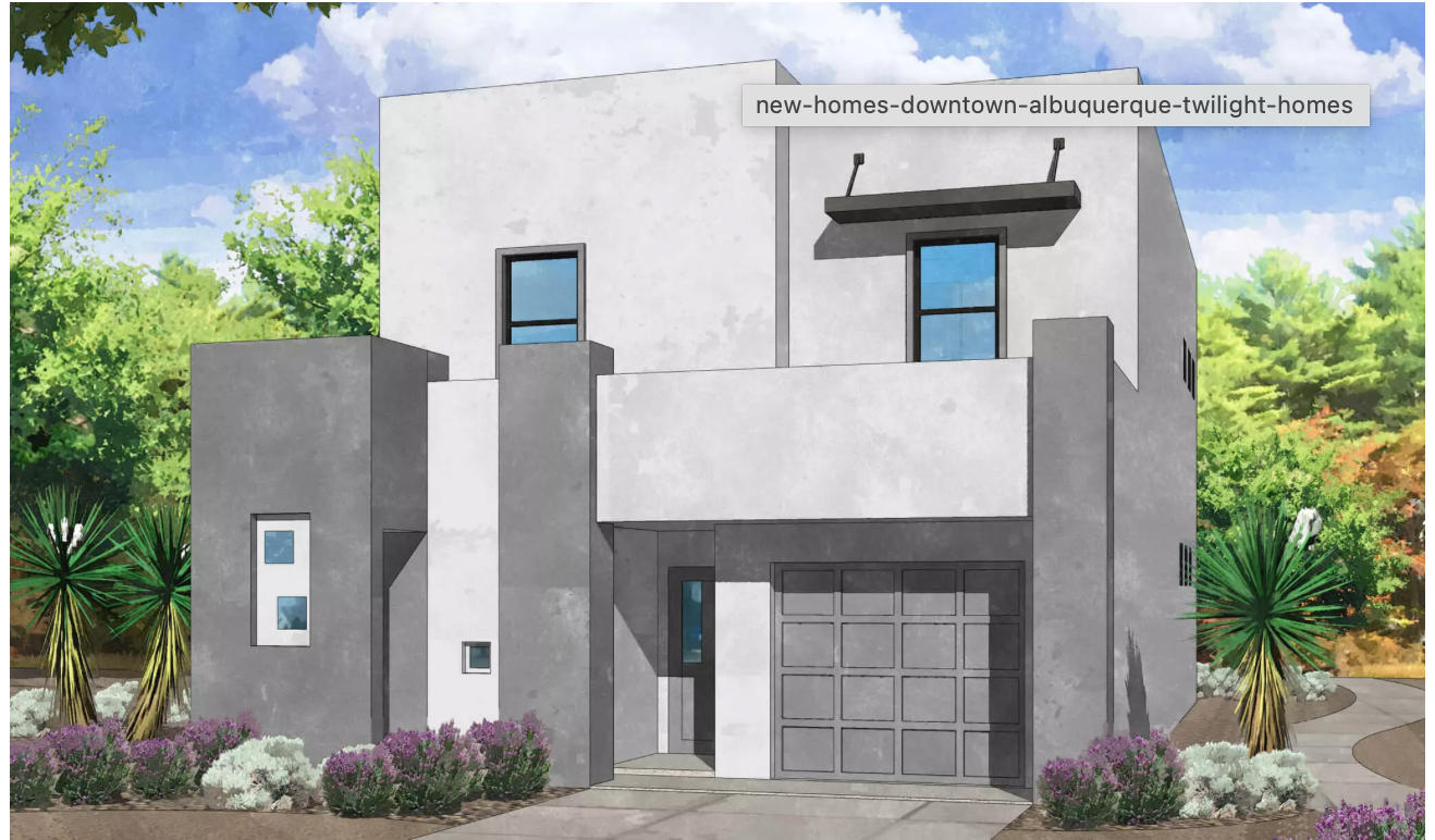 201 San Clemente Avenue Nw Property Photo