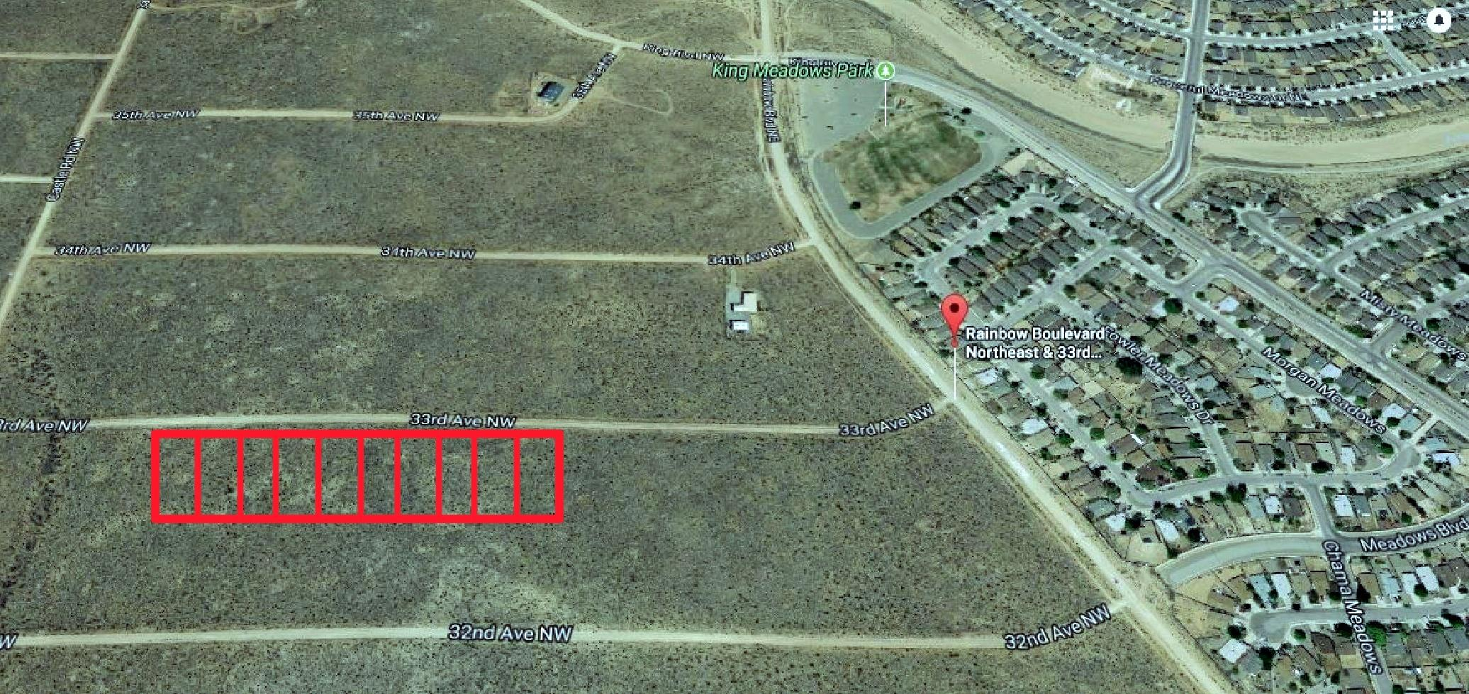 10 Lots On 33th Avenue Nw Property Photo